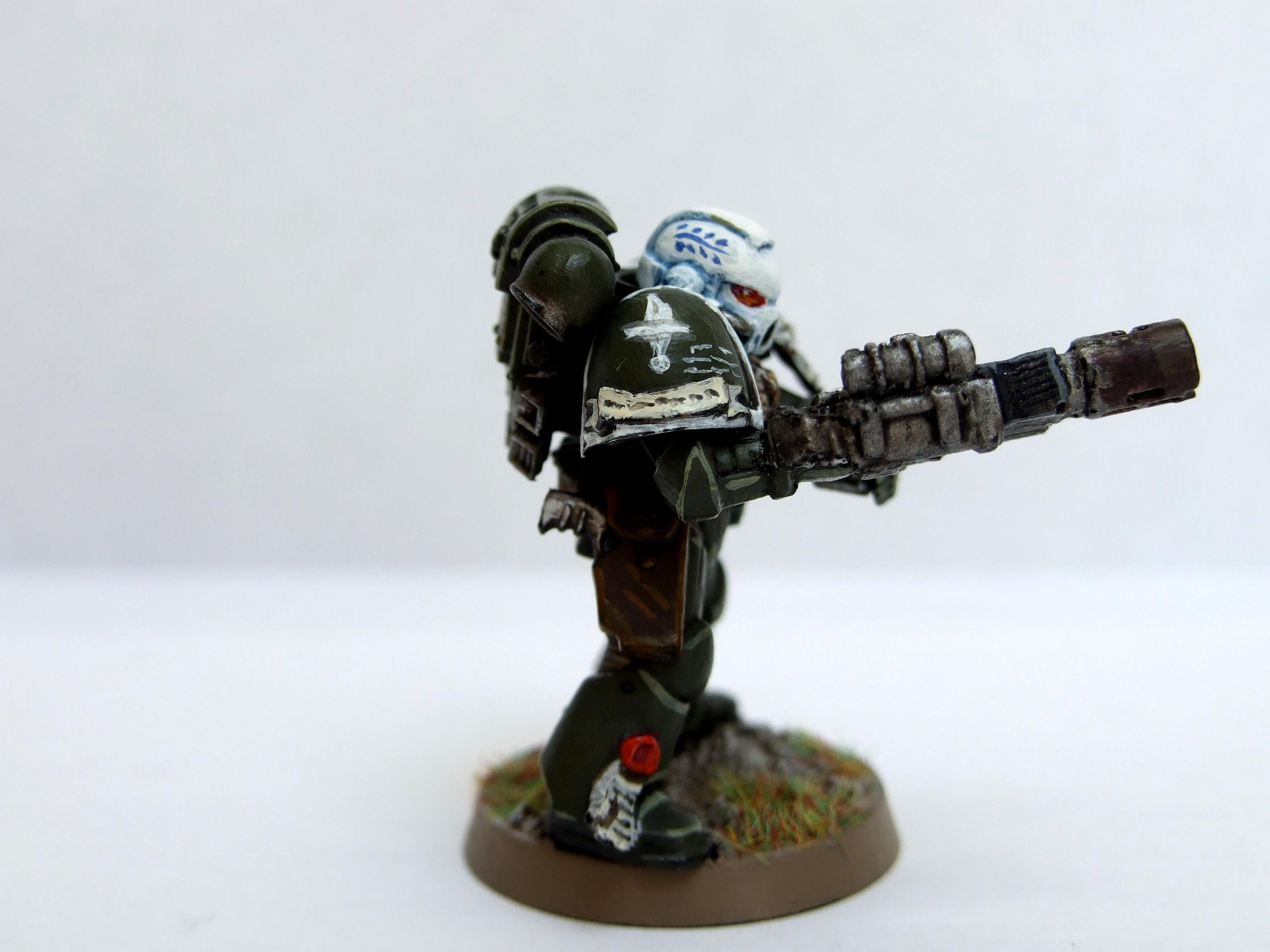 Broken Swords, Imperial, Own Chapter, Space Marines, Sternguard, Veteran, Warhammer 40,000