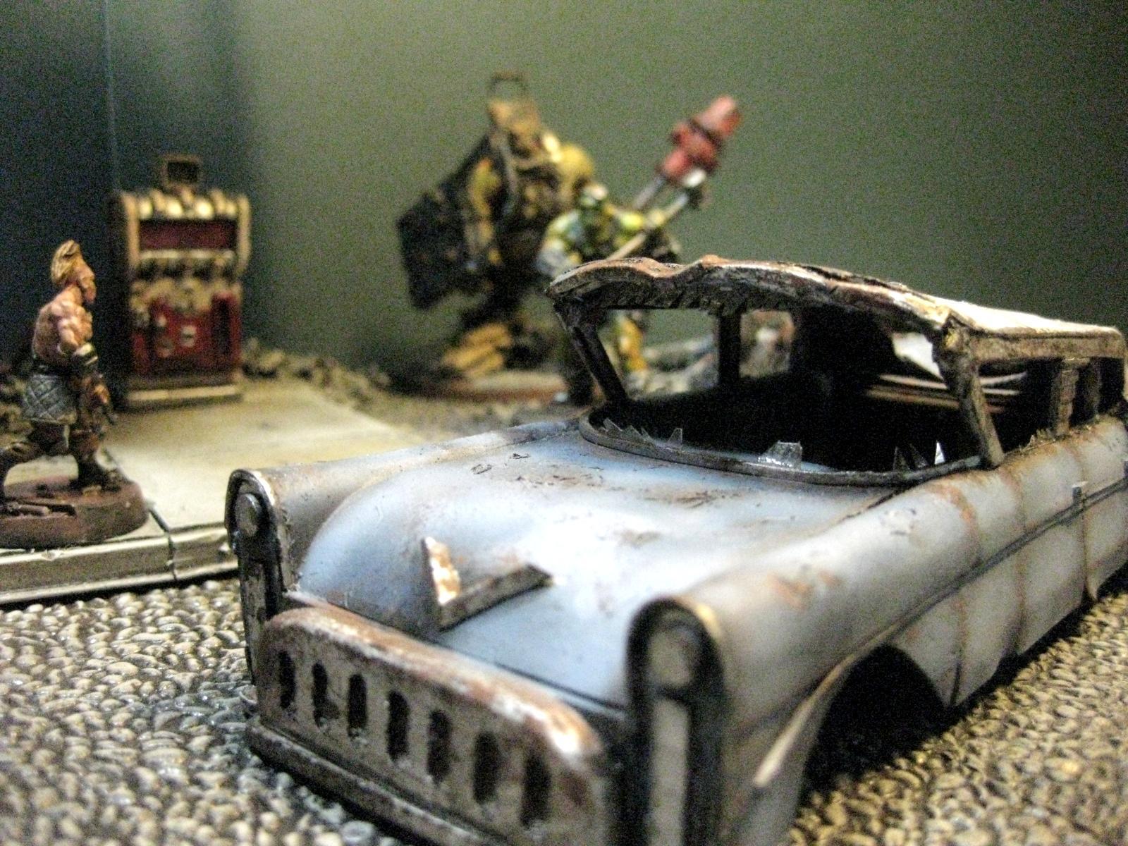 Cars, Fallout, Terrain