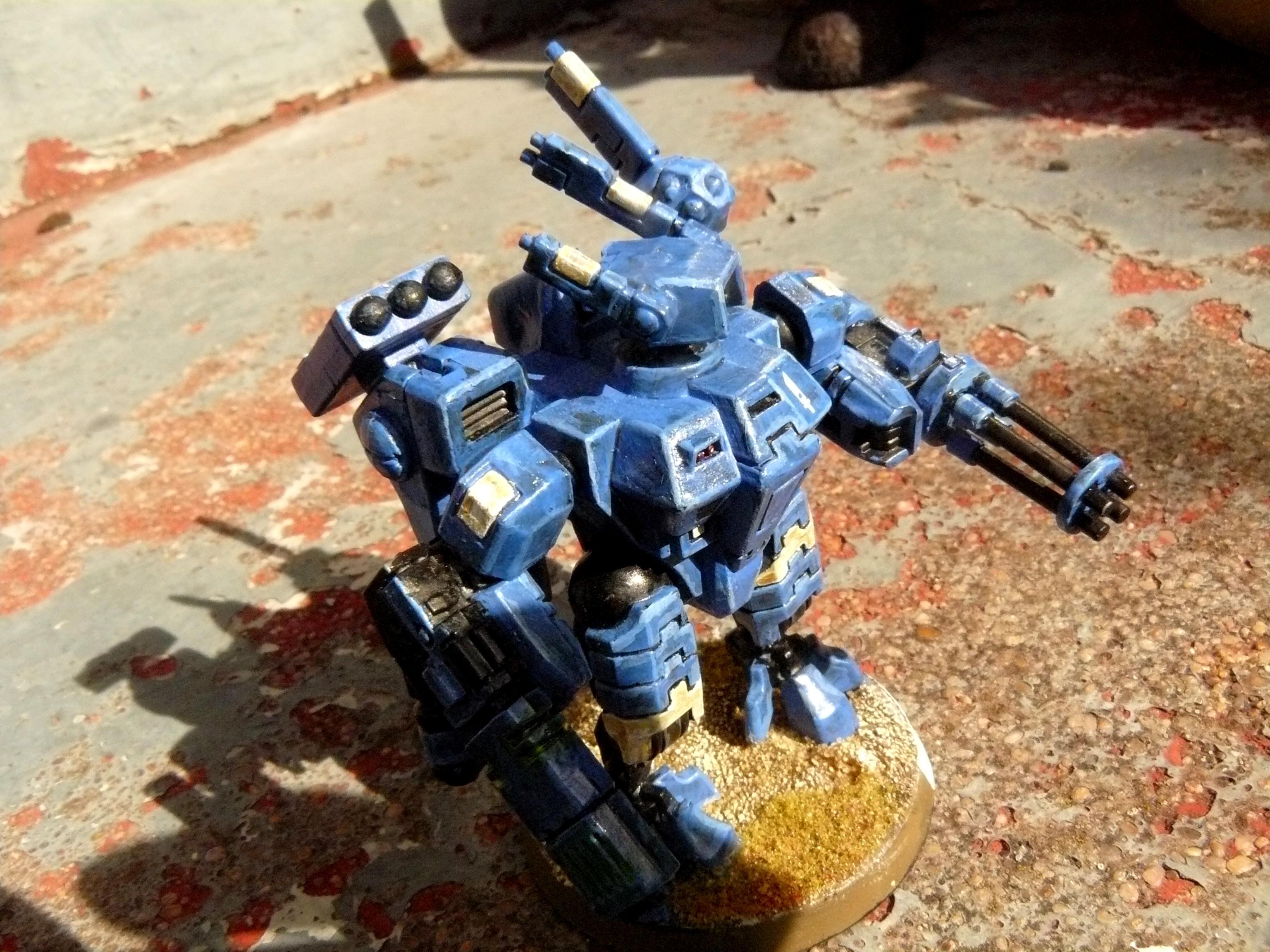 Battlesuit, Tau, Tau Battle suit 7