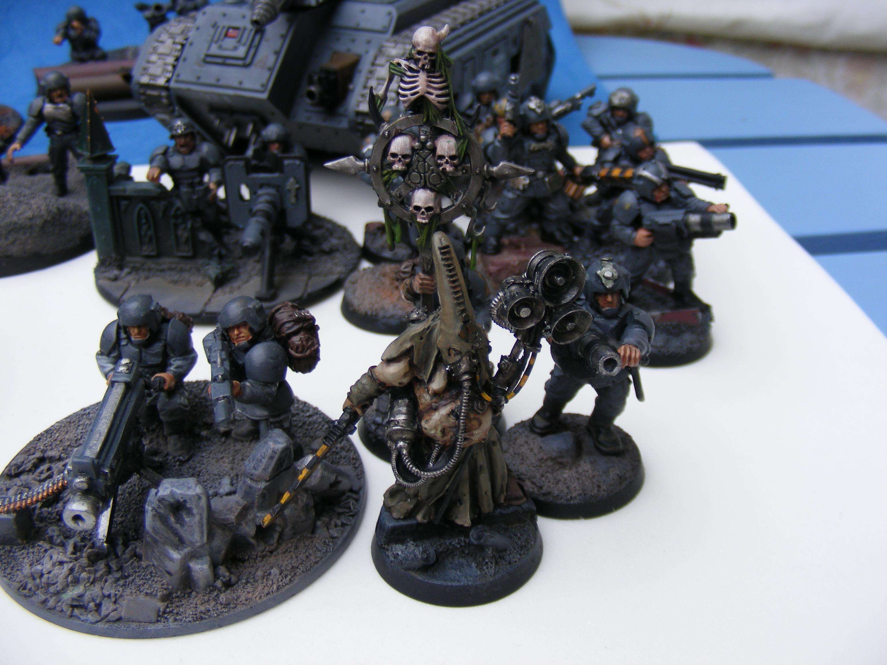 Chaos, Cultists, Imperial Guard, Lost And The Damned, Nurgle, Renegades, Traitor, Traitor Guard, Warhammer 40,000