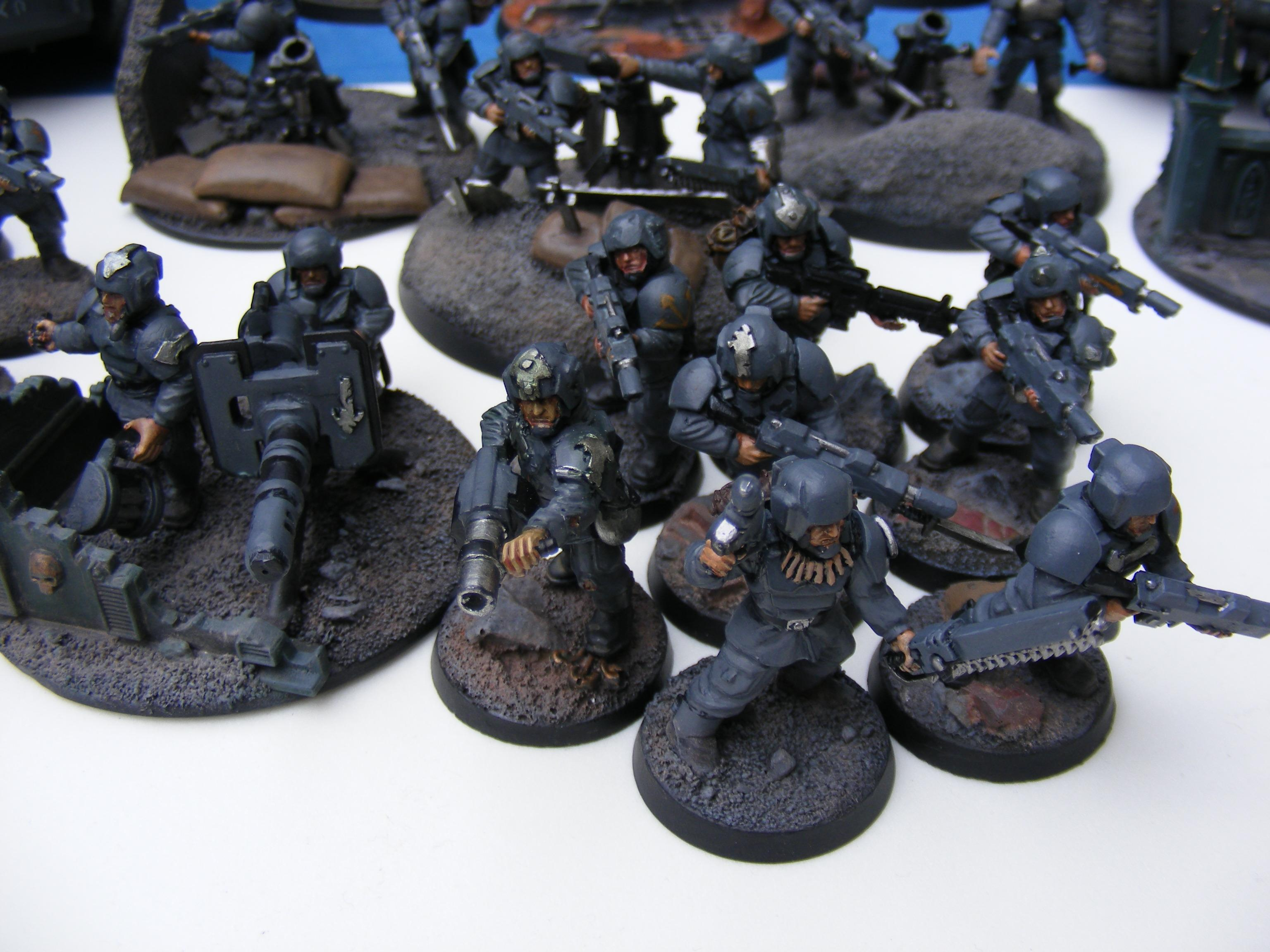 Chaos, Cultists, Imperial Guard, Lost And The Damned, Renegades, Traitor, Traitor Guard, Warhammer 40,000