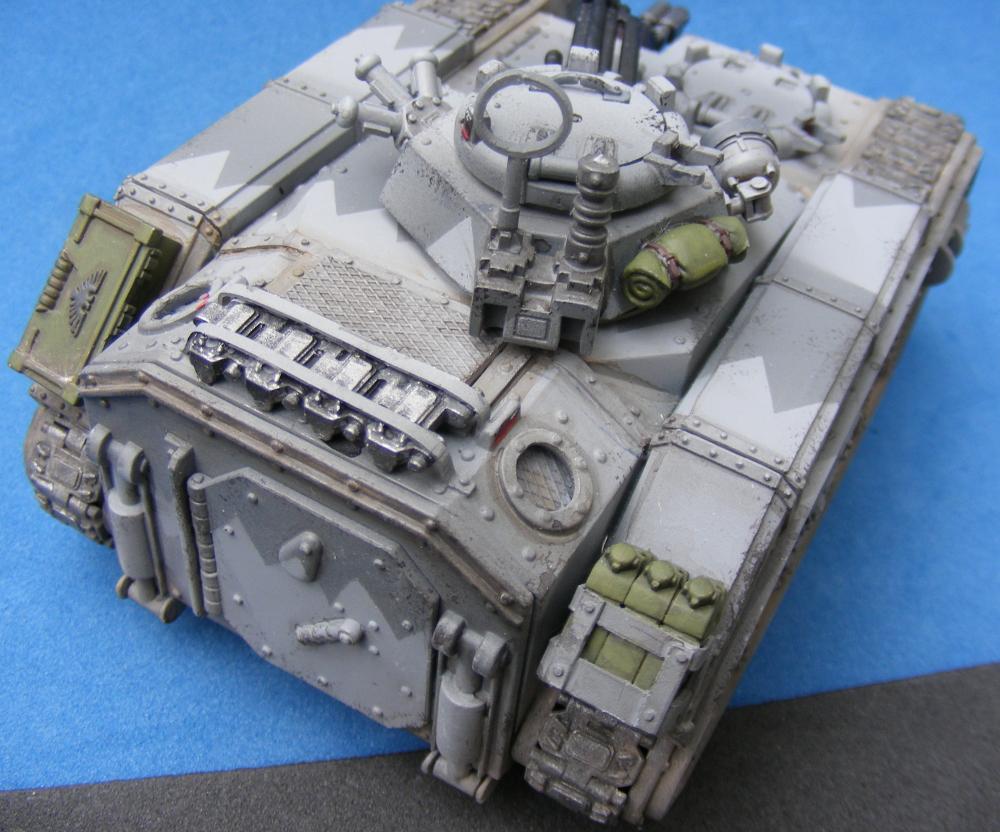 Chimera, Imperial Guard, Mechanised, Tank, Warhammer 40,000