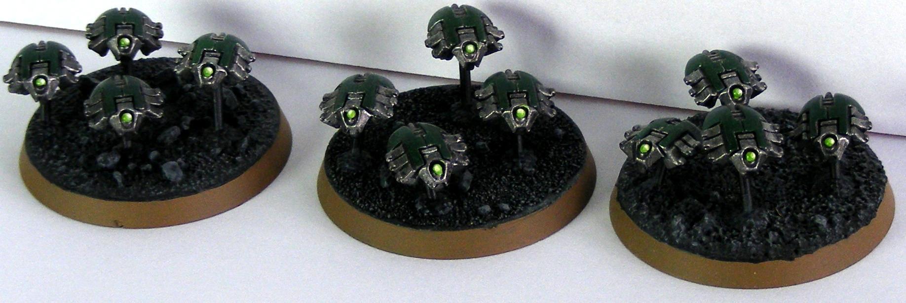 Canoptek, Necrons, Scarabs, Warhammer 40,000