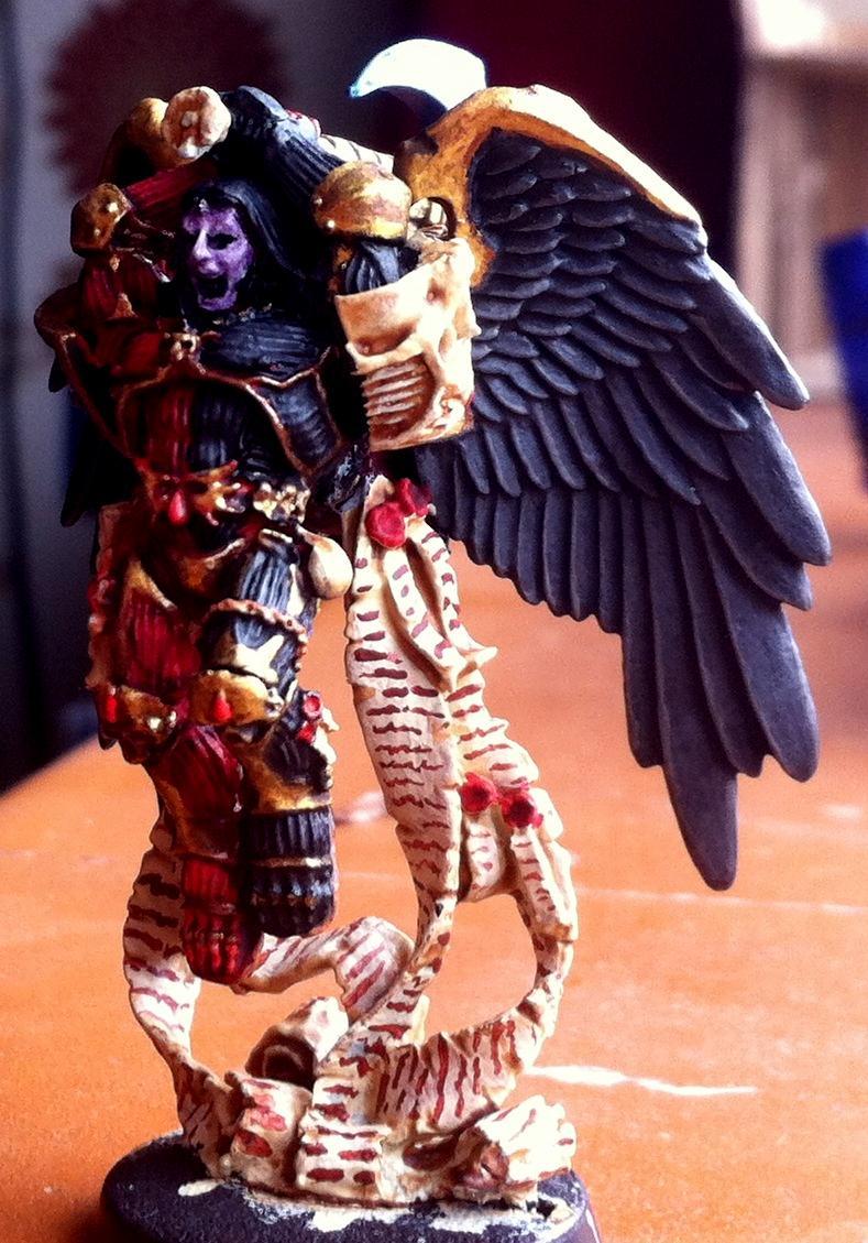 Astorath, Blood Angels, Sanguine, Space Marines, Warhammer 40,000