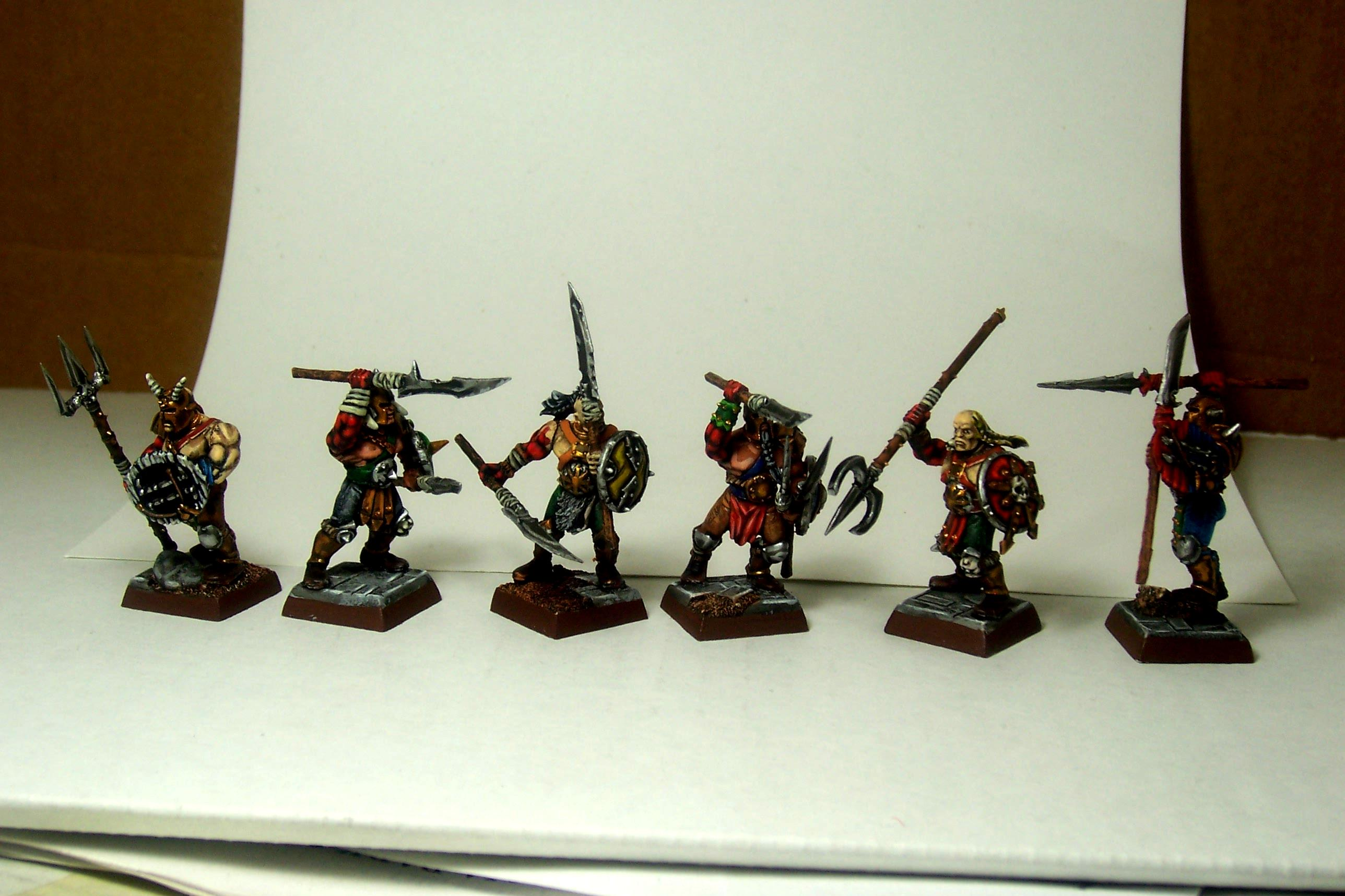 Mordheim, Pit Fighters