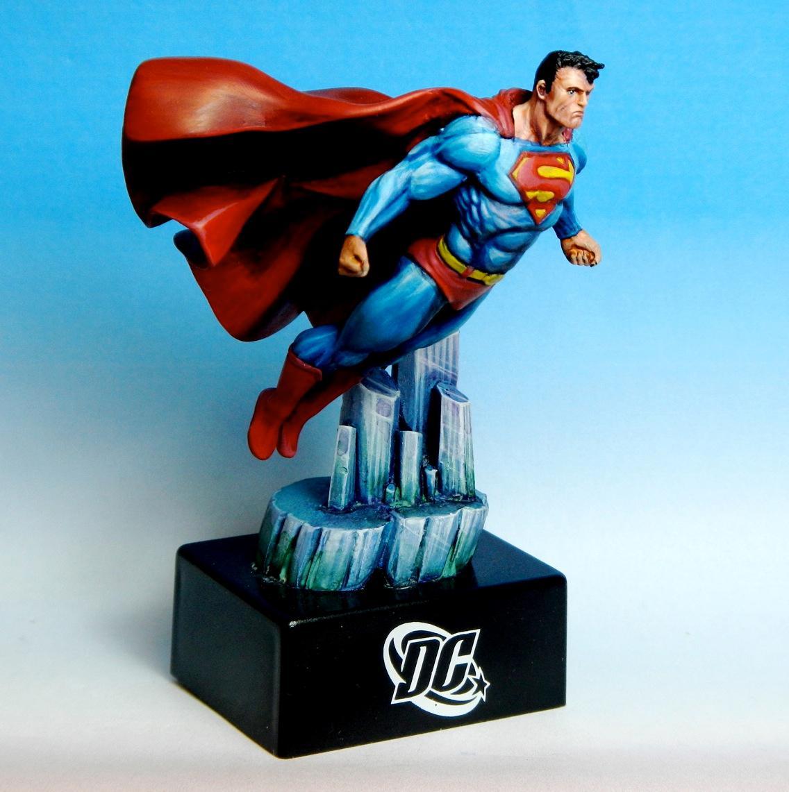 Comics, Justice League, Man Of Steel, Superman