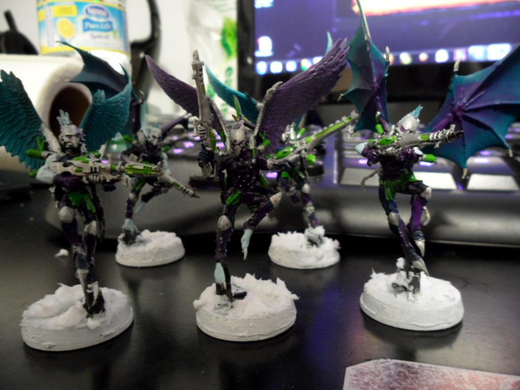 Dark Eldar, Scourges