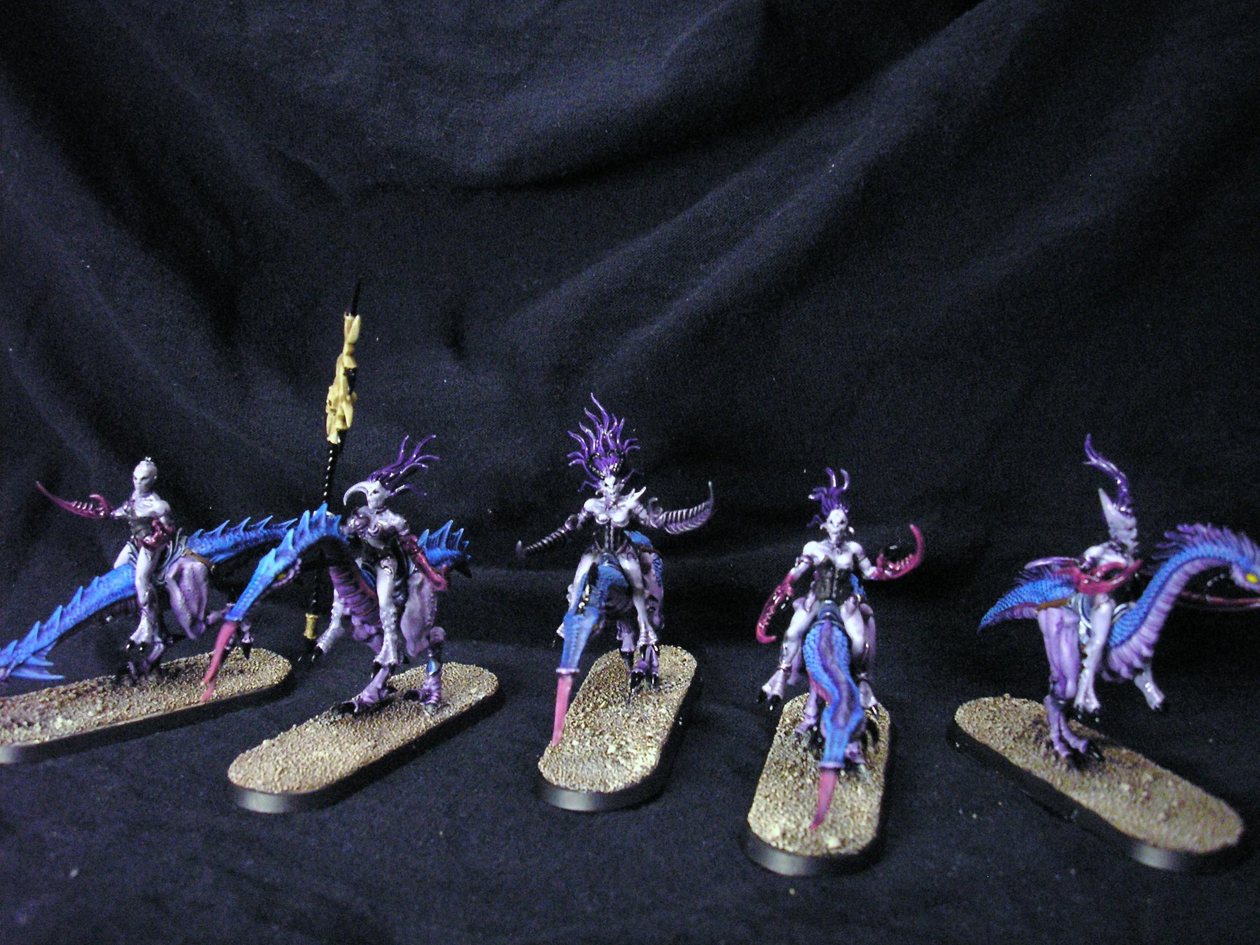 Daemons, Seekers, Slaanesh