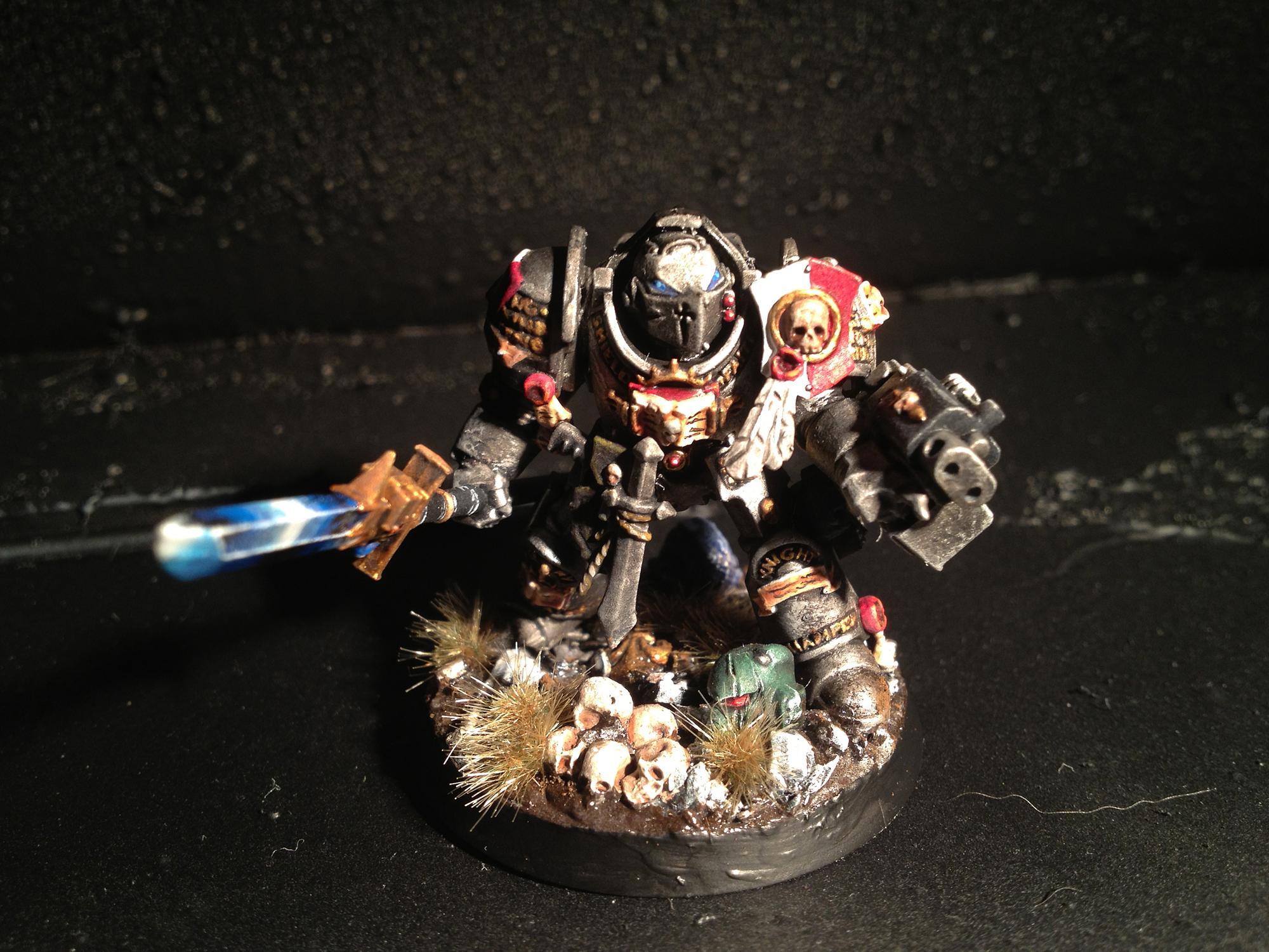 Grey Knights, Non-Metallic Metal