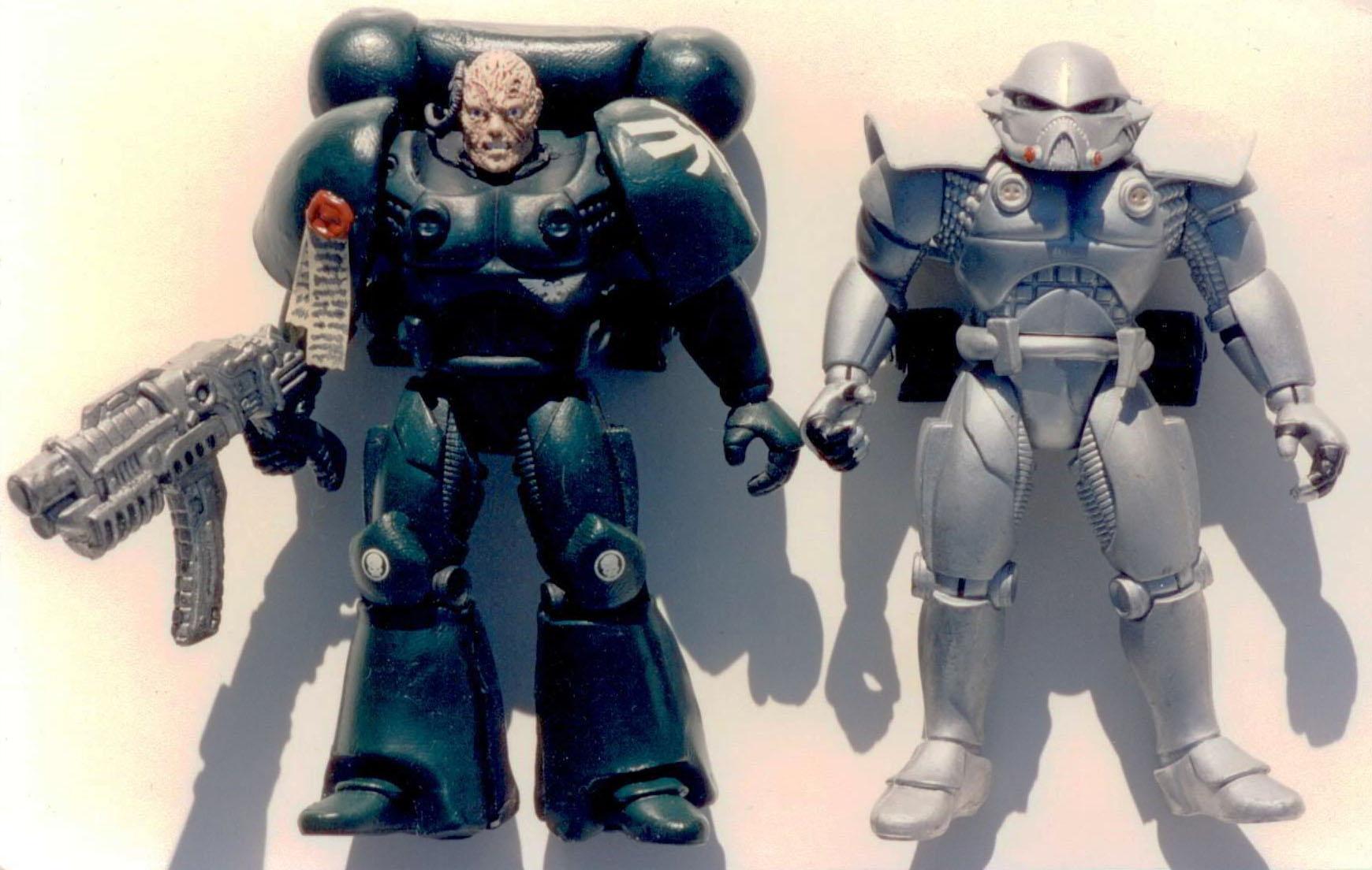 Action Figure, Army, Astartes, Dark Angels, Darkangels, Imperium, Large Astartes, Large Space Marine, Military, Space Marines, Spacemarine, War, Warhammer 40,000, Warhammer Fantasy
