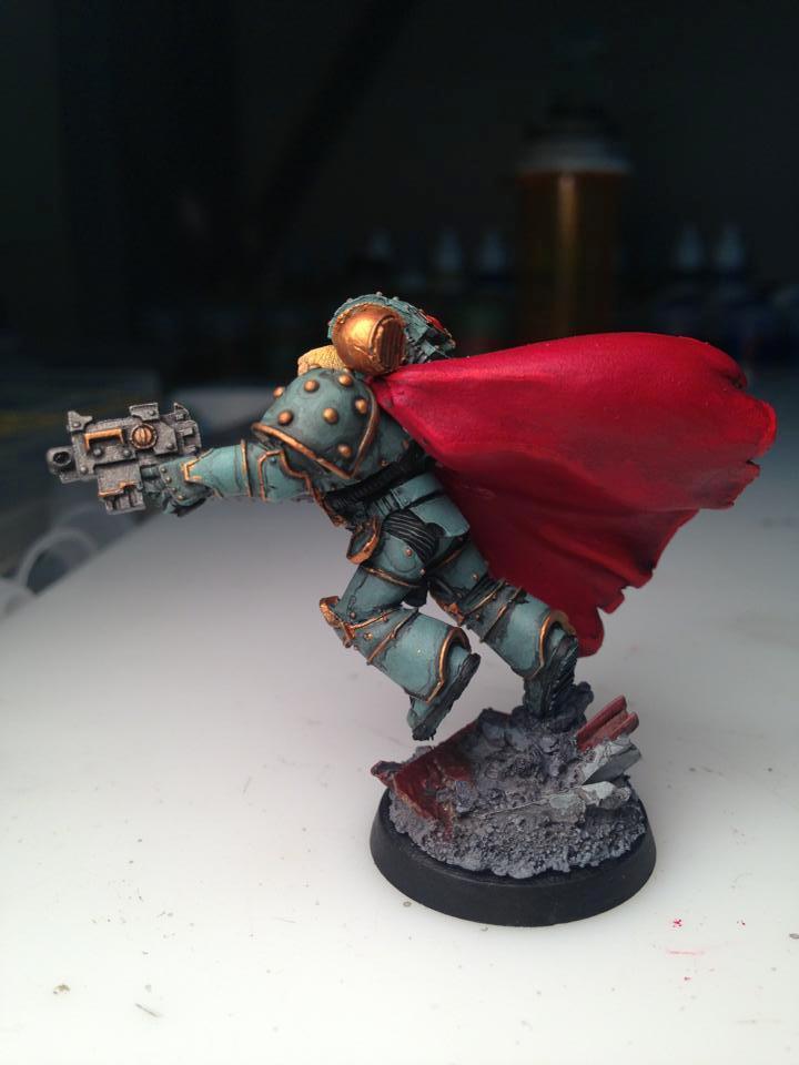 10th Captain., Forge World, Garviel Loken, Sons Of Horus