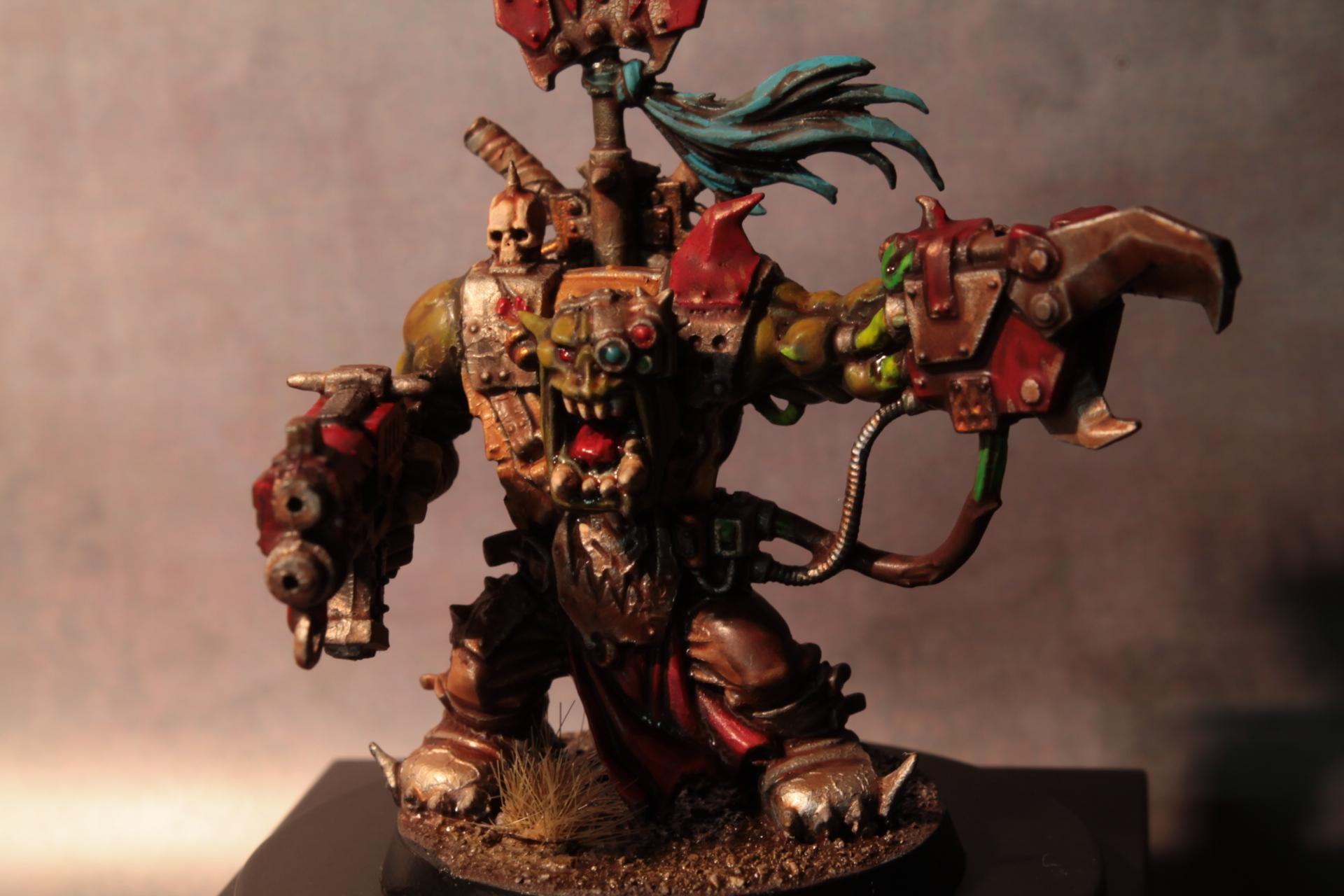 Blackr reach Ork Warboss 1