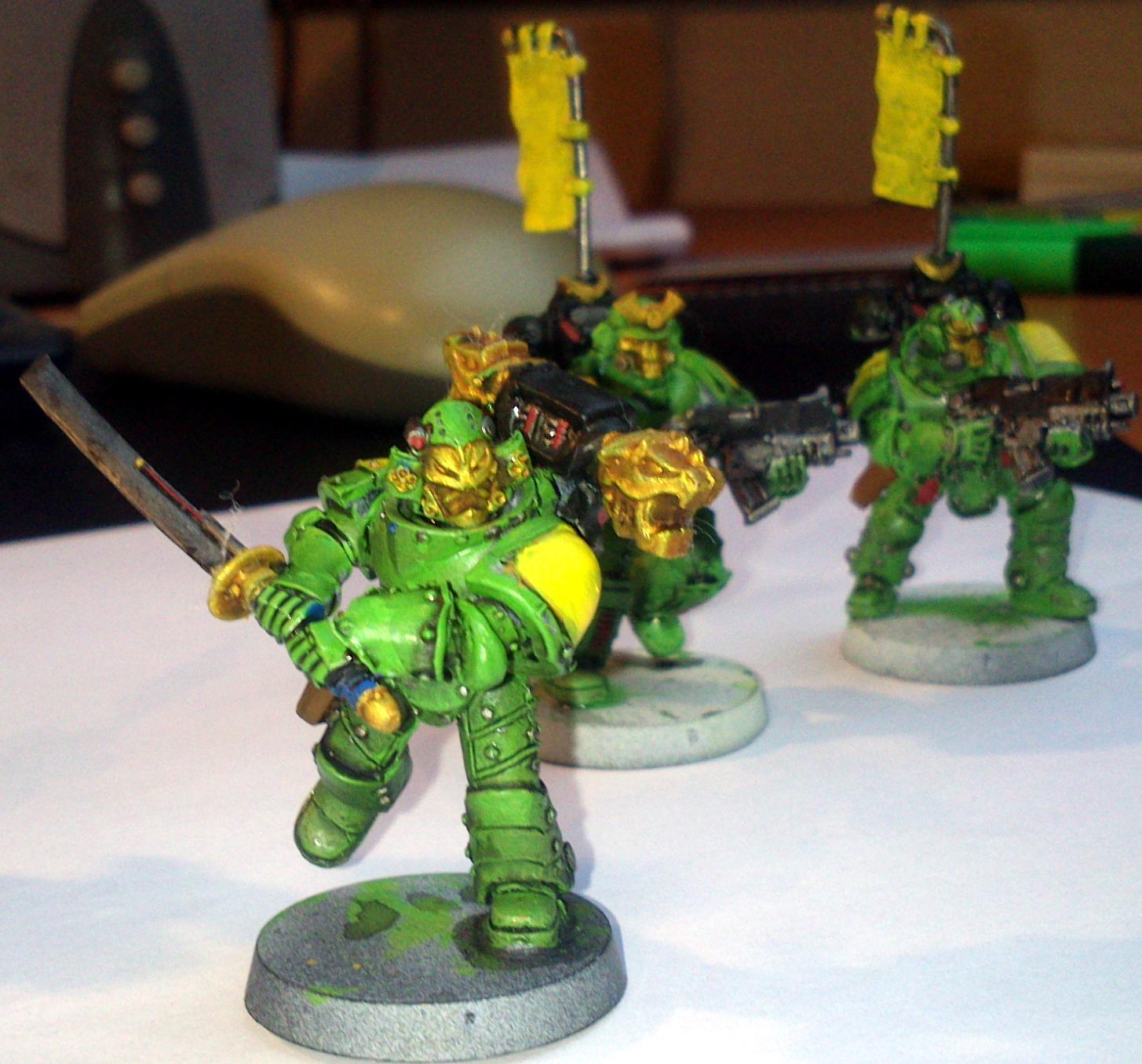 Mantis, Warriors, Mantis Sergeant