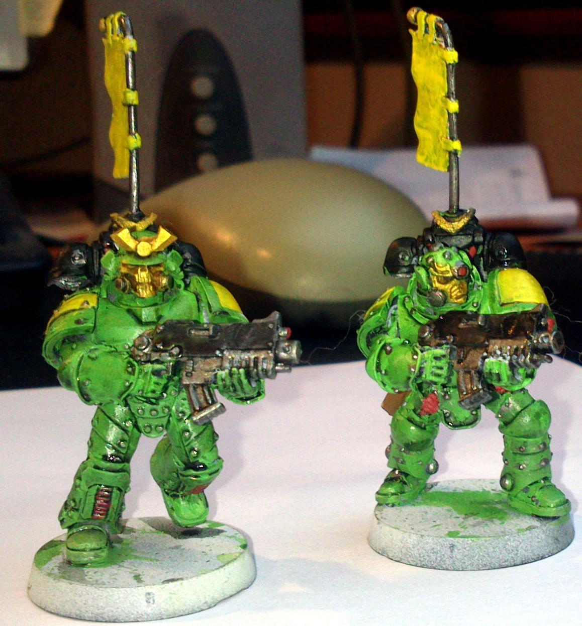 Mantis, Warriors, Tactical 1 Mantis