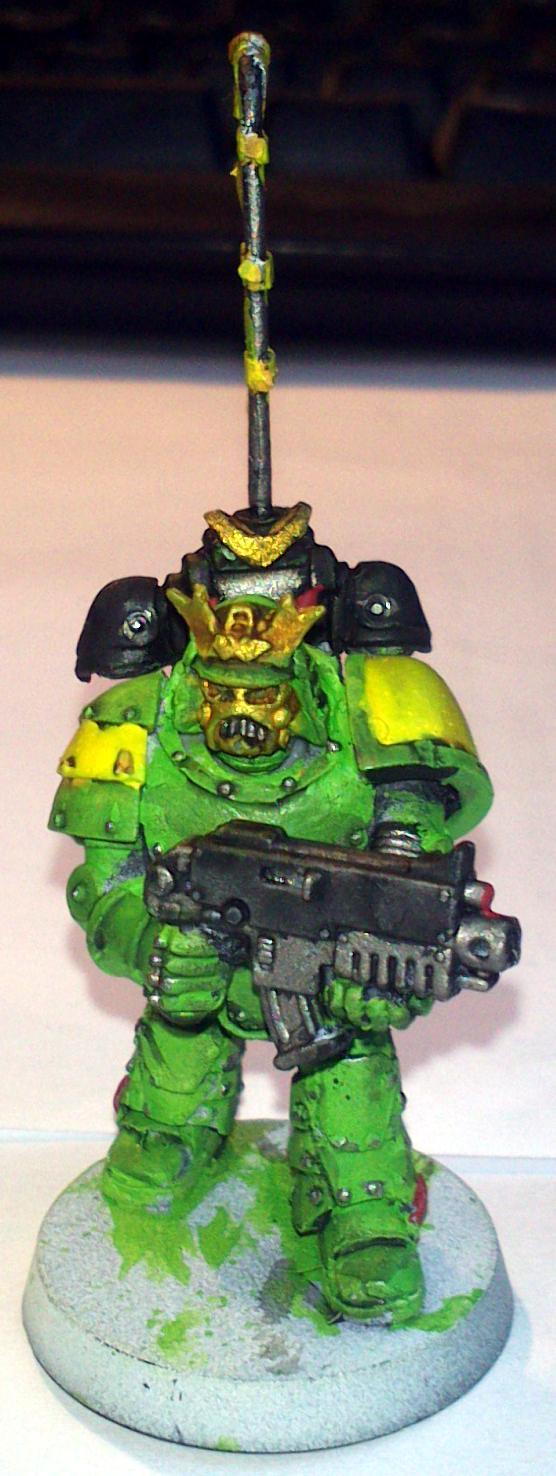 Mantis, Warriors, Tactical 3