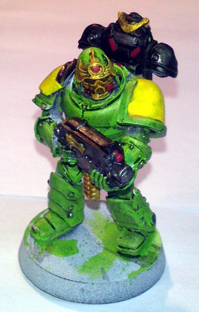Mantis, Warriors, Tactical 4