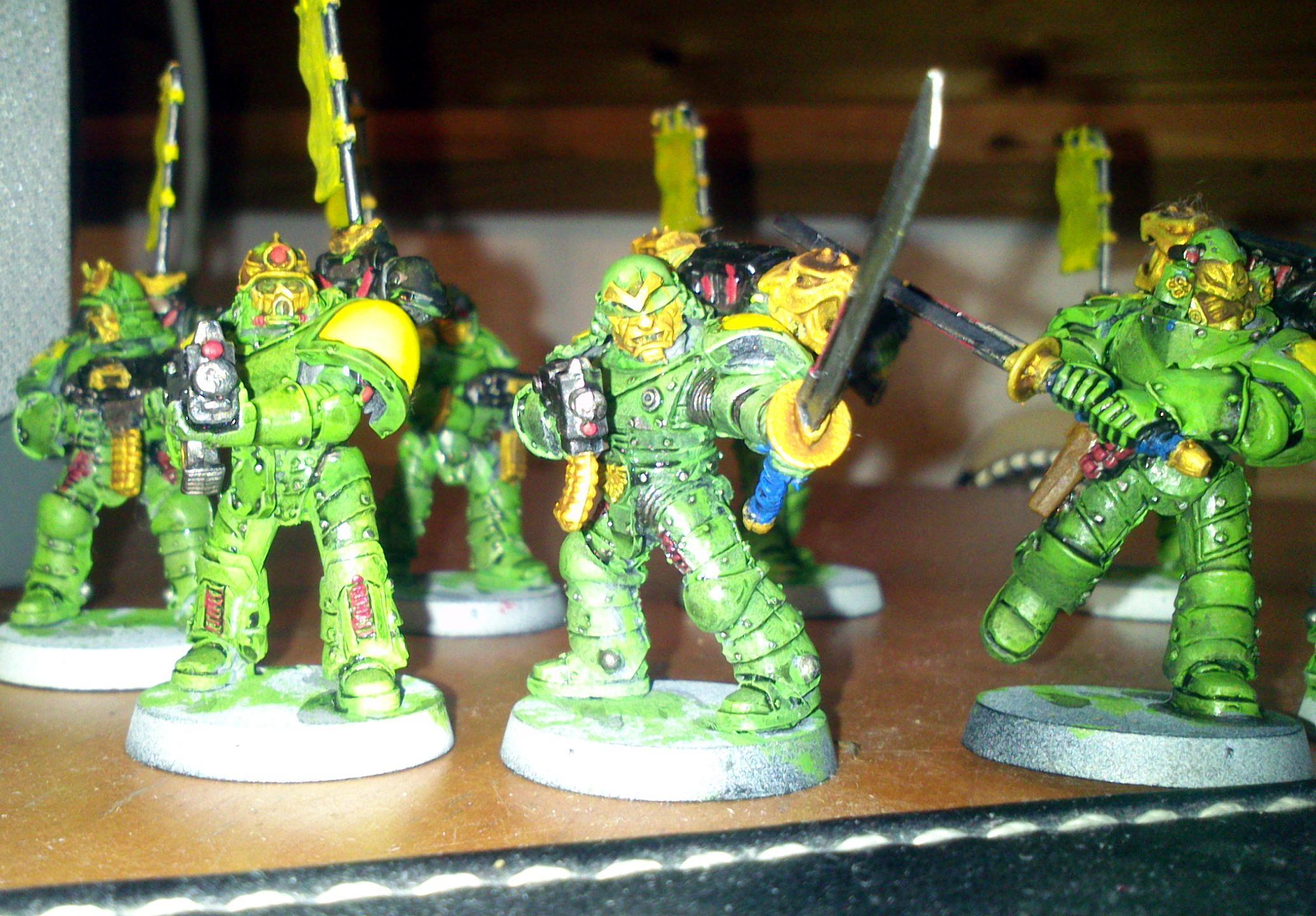 Mantis, Warriors, Sergeant 2