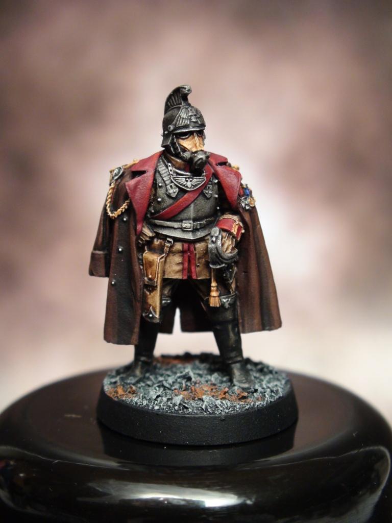 Astra Militarum, Death Korps of Krieg, Forge World, Imperial Guard, Senior Officer
