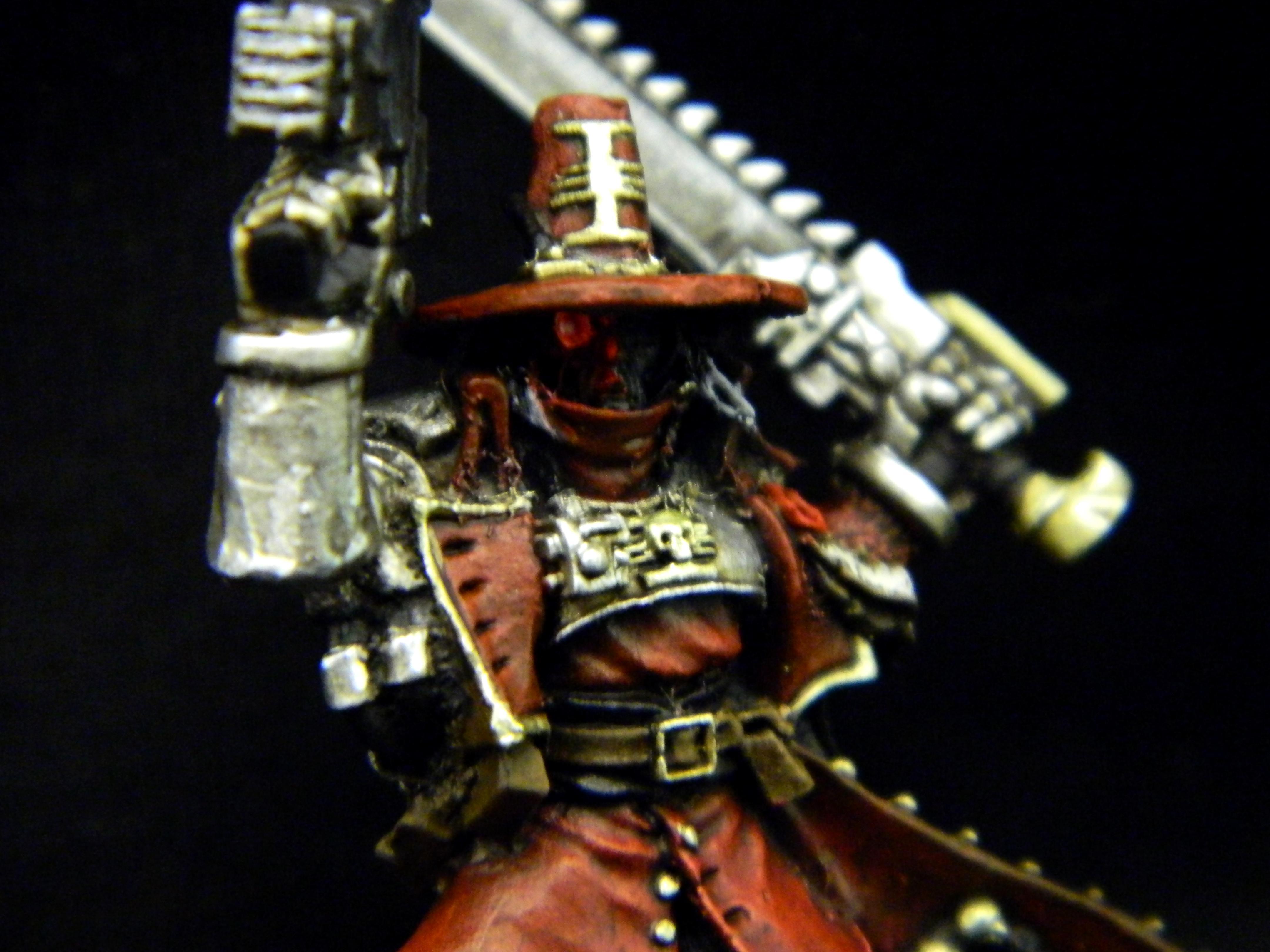 Coteaz, Grey Knights, Henchmen, Inquisitors, Ordo Maleus