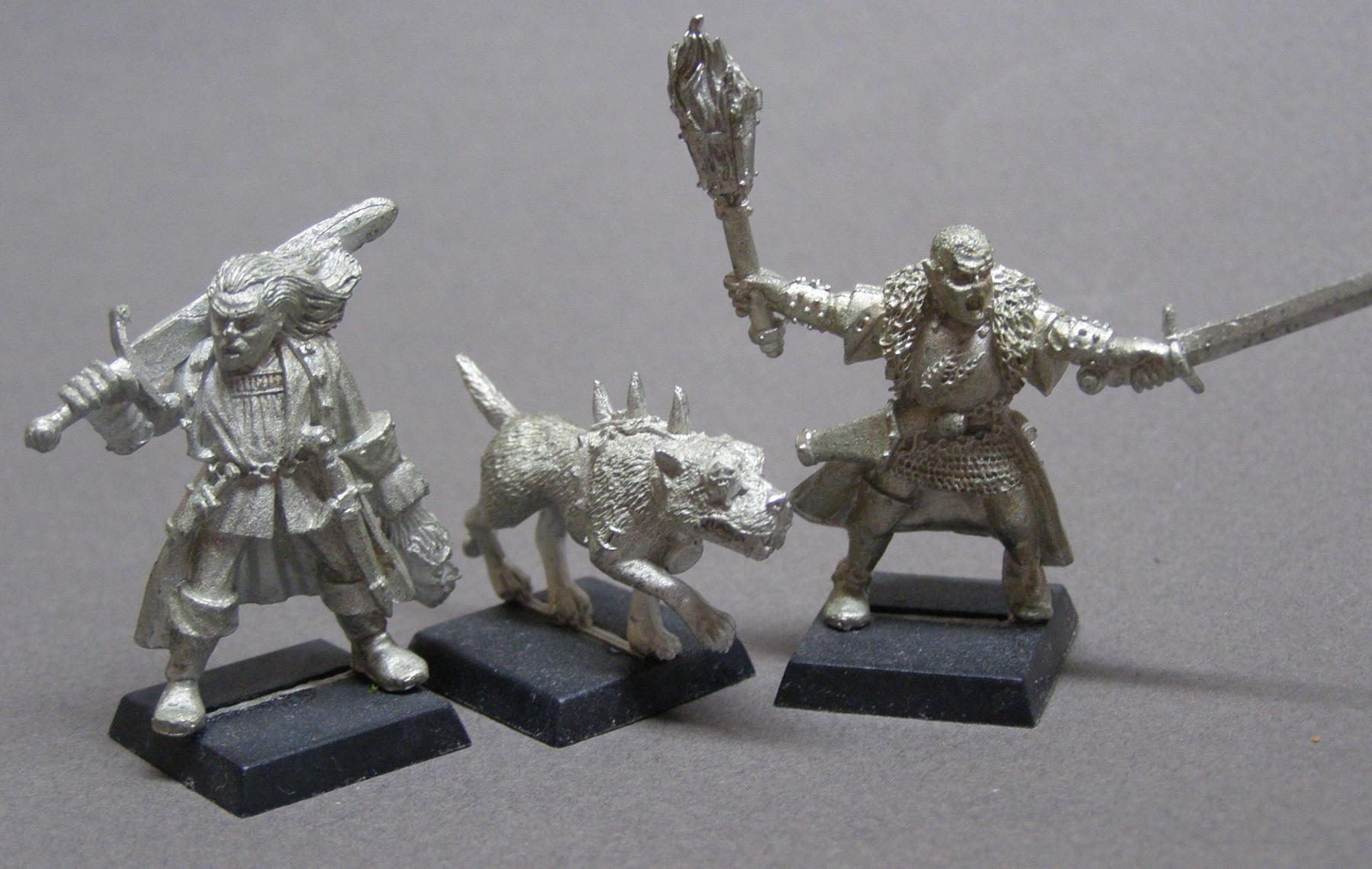 Mordheim, Witch Hunters