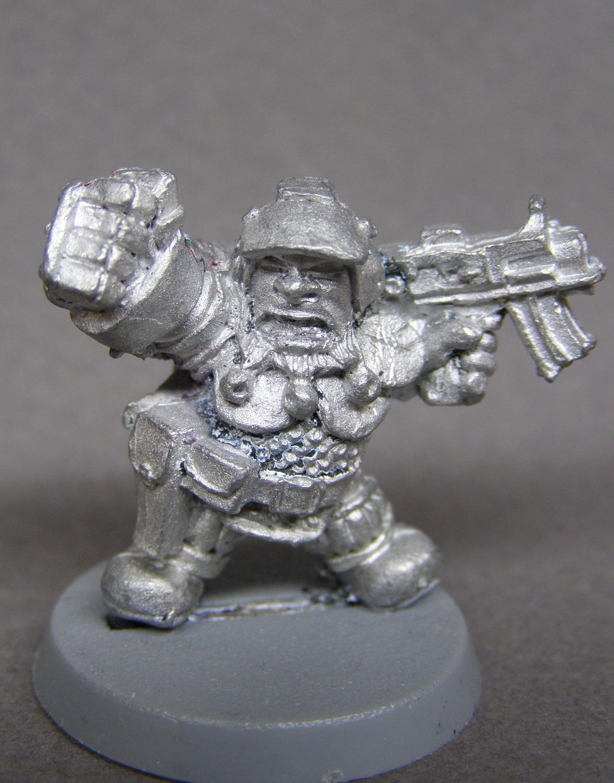 Power Fist, Squats, Warhammer 40,000
