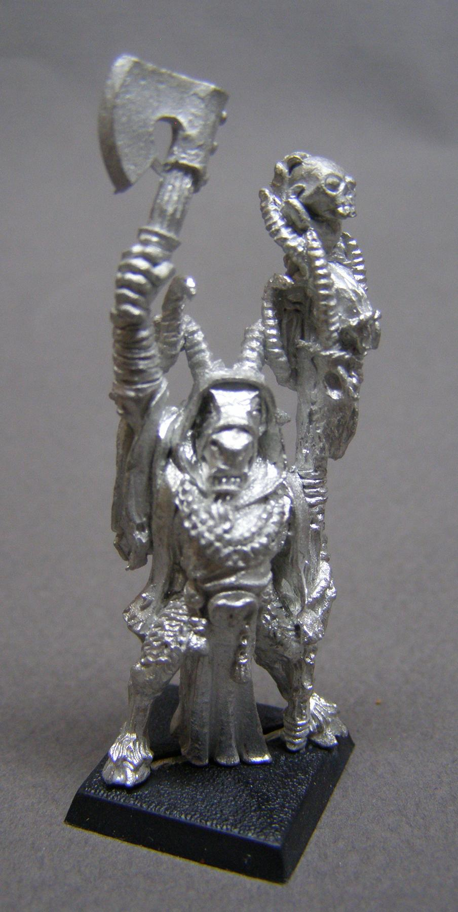 Beastmen, Gor, Out Of Production, Shaman