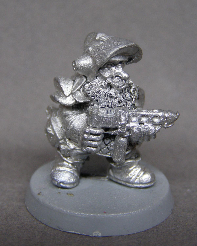 Autopistol, Squats, Warhammer 40,000