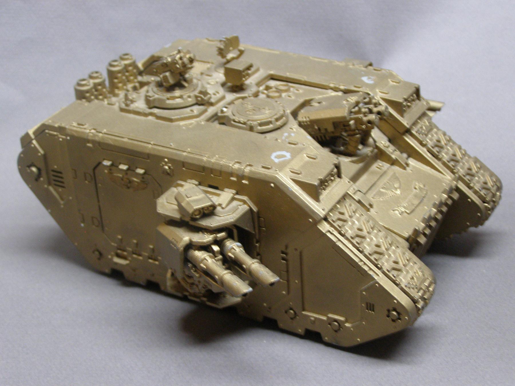 Land Raider, Warhammer 40,000