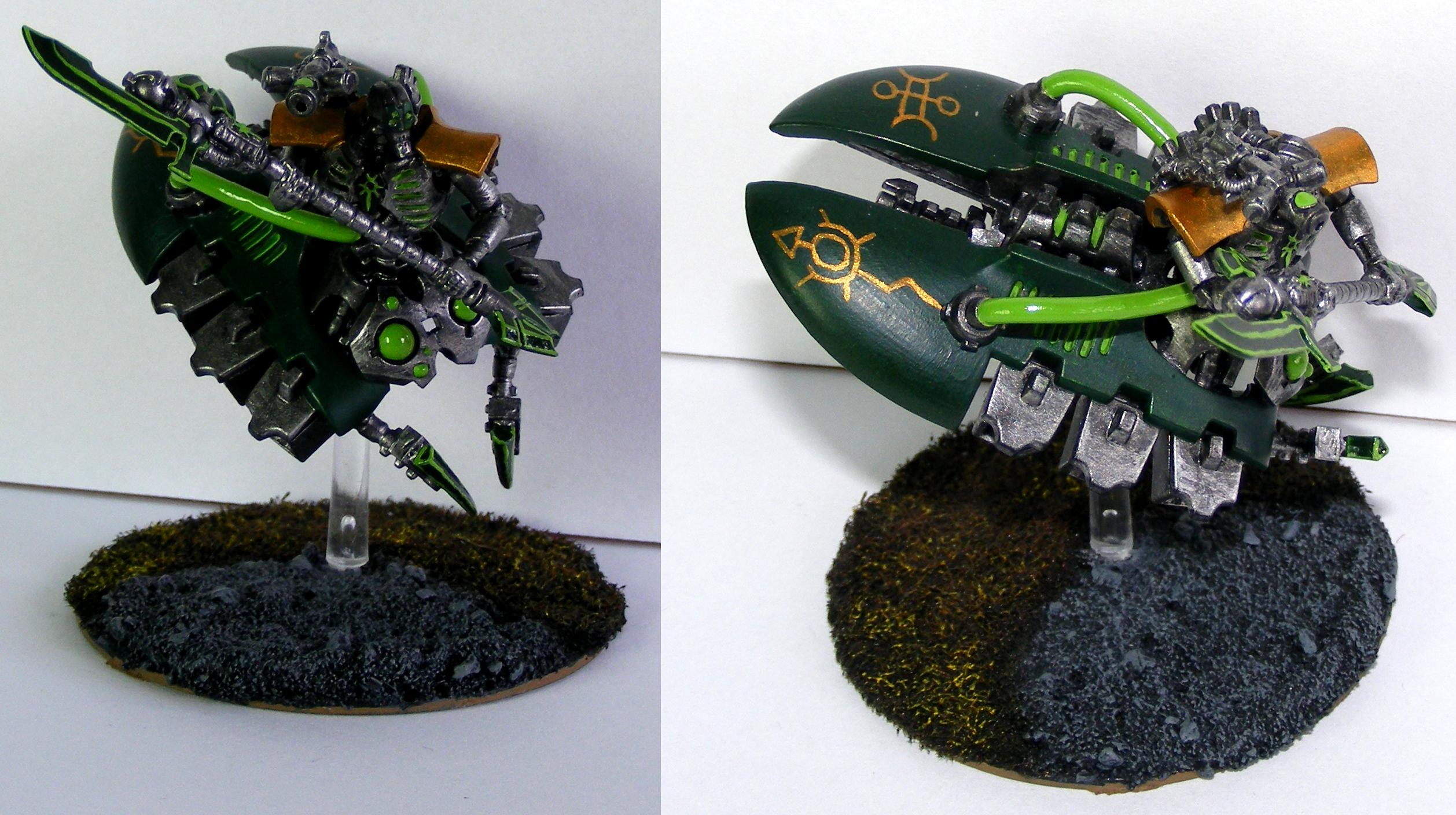 Destroyer Lord, Necrons, Warhammer 40,000