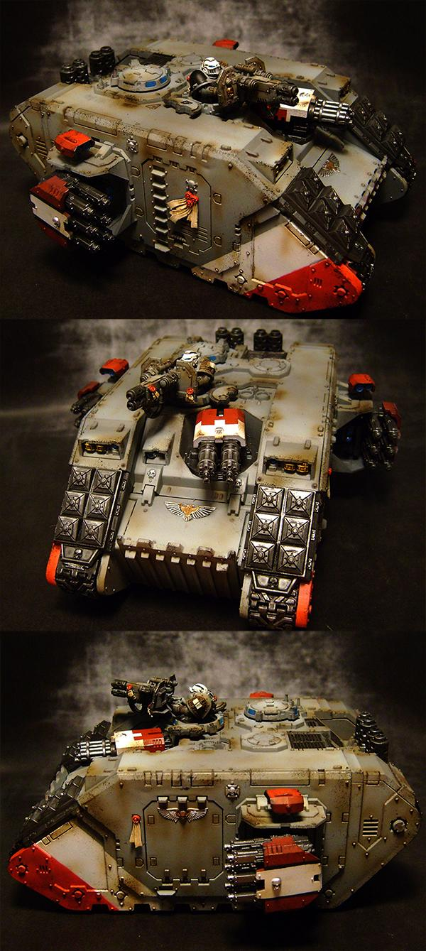 Grey Knight Land Raider
