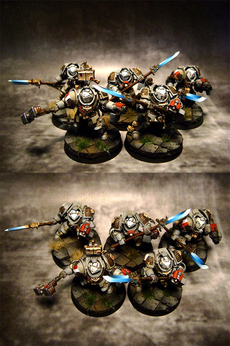 Grey Knight Terminators, Grey Knights, Warhammer 40,000