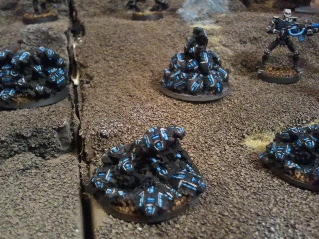 Scarab Swarm, Great custom Scarab Swarms scored off ebay