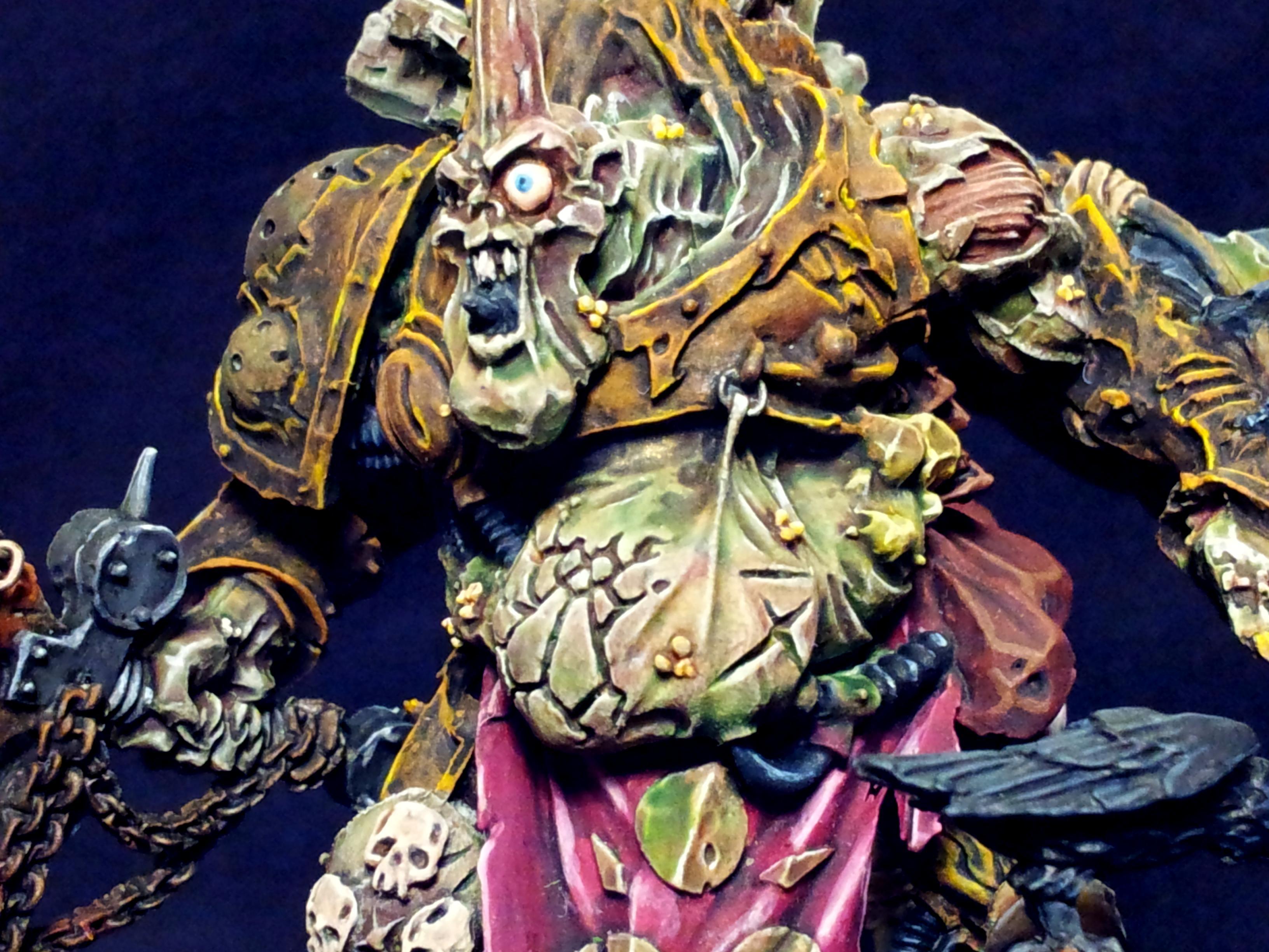 Chaos, Daemon Prince, Daemons, Nurgle, Rot