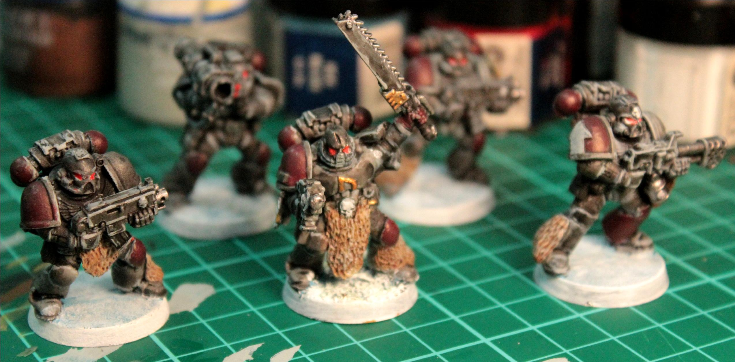 Blood Claws, Pre Heresy, Space Marines, Space Wolves, Spacewolves