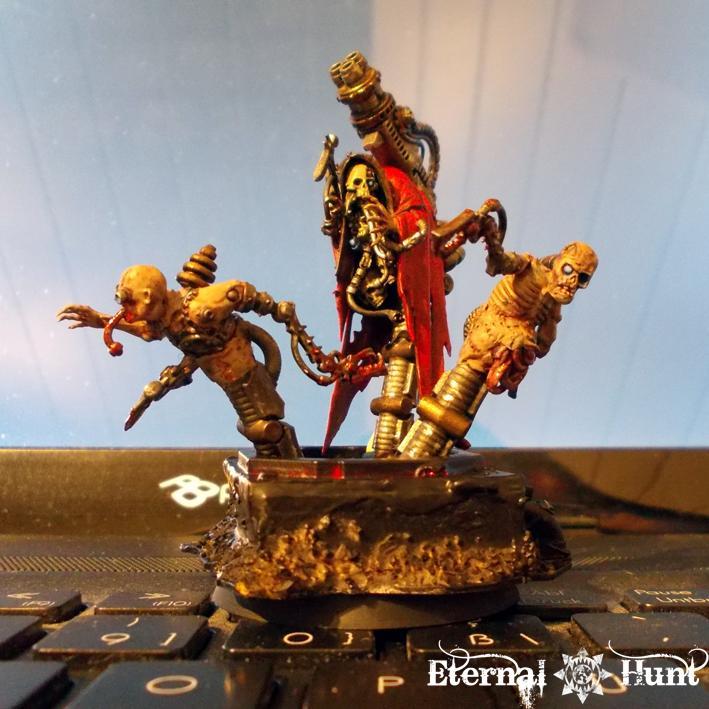 Admech, Arrke, Conversion, Inquisimunda, Legion, Warhammer 40,000, Yggdrassilium