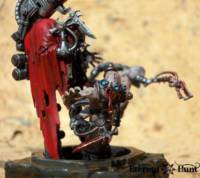 Ad Mech, Adeptus Mechanicus, Arrke, Conversion, Inquisimunda, Legion, Warhammer 40,000, Yggdrassilium