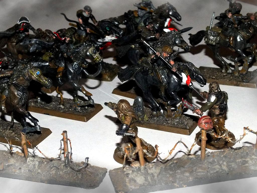 Attack, Cavalry, Charge, Horse, Riders, Rough