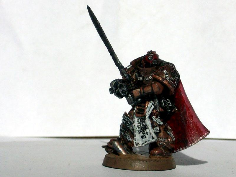 Grey Knights, Inquisitor