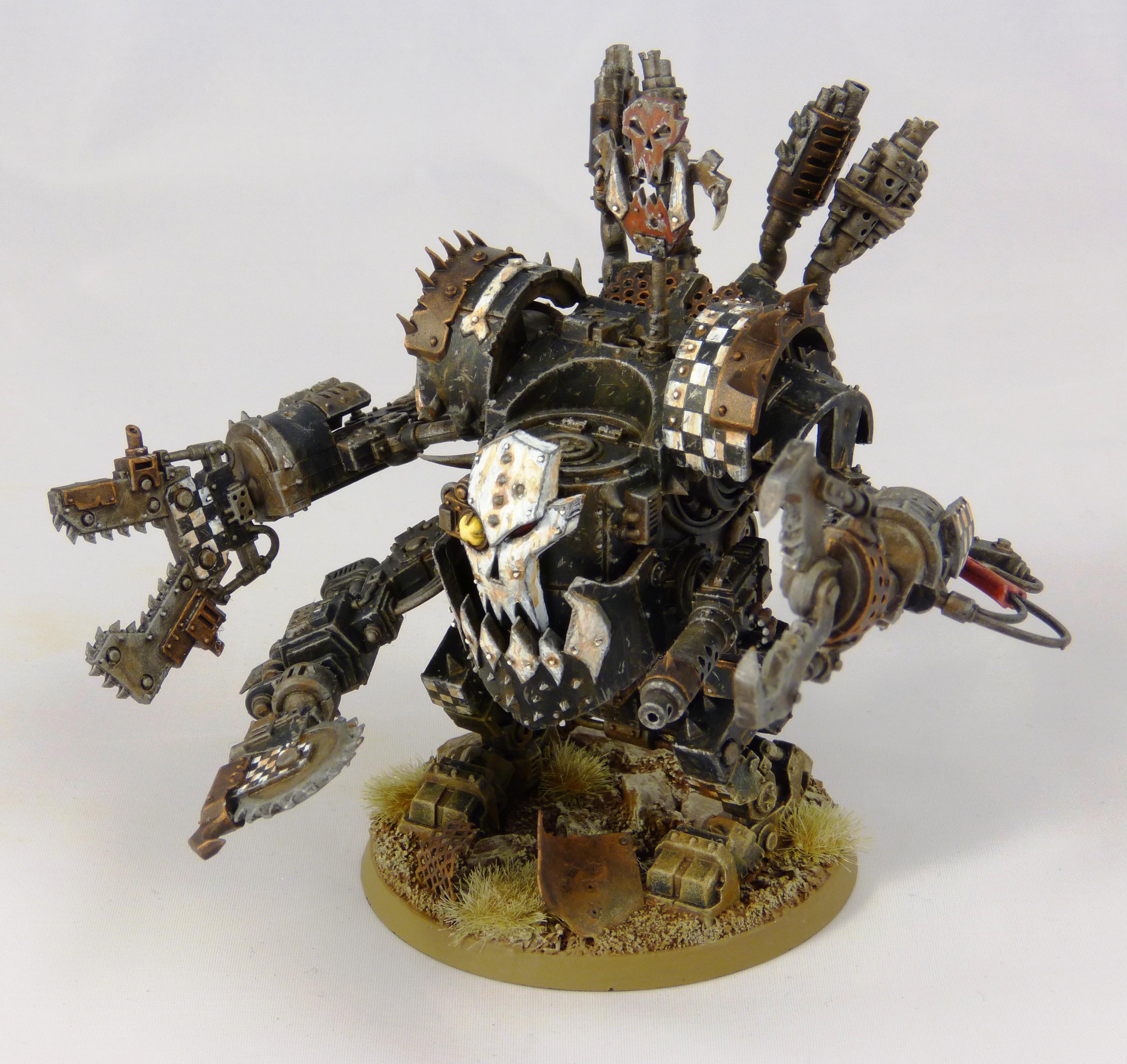 Deff Dred, Orks, Warhammer 40,000