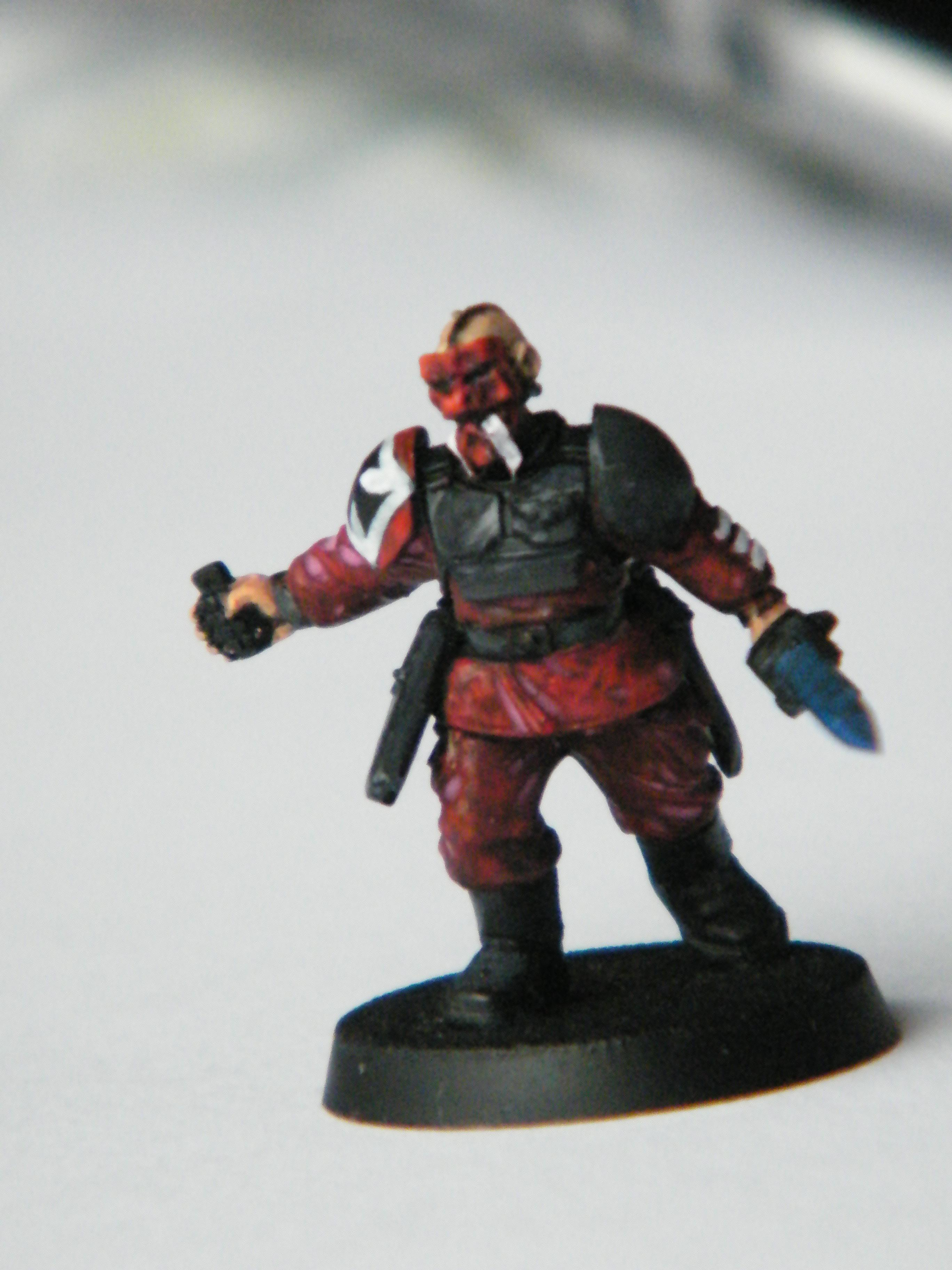 Blood Pact, Guard, Imperial Guard, Zealots