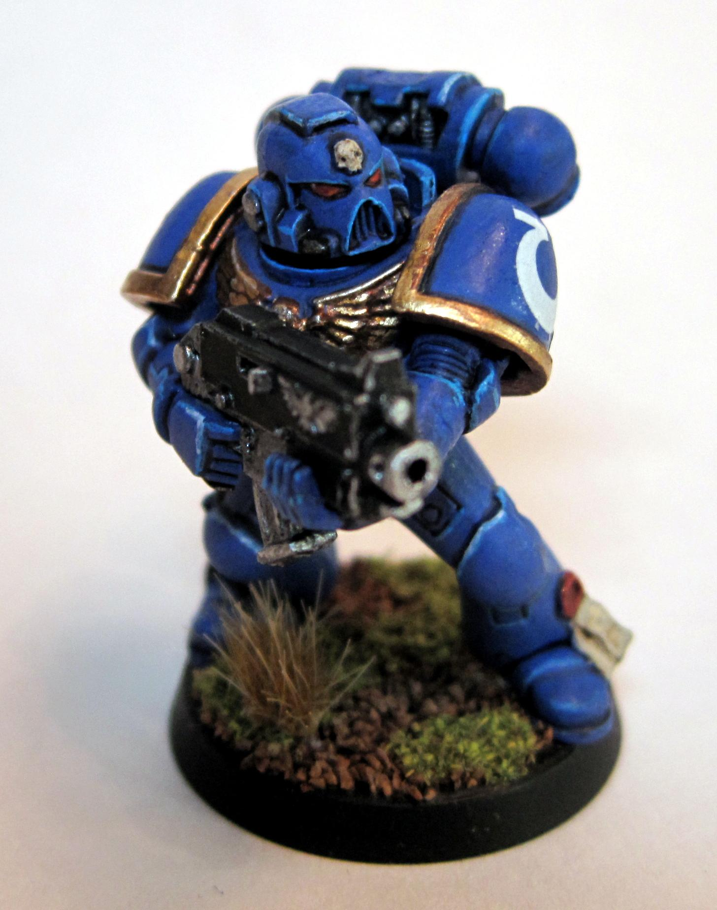 Space Marines, Ultramarines, Warhammer 40,000