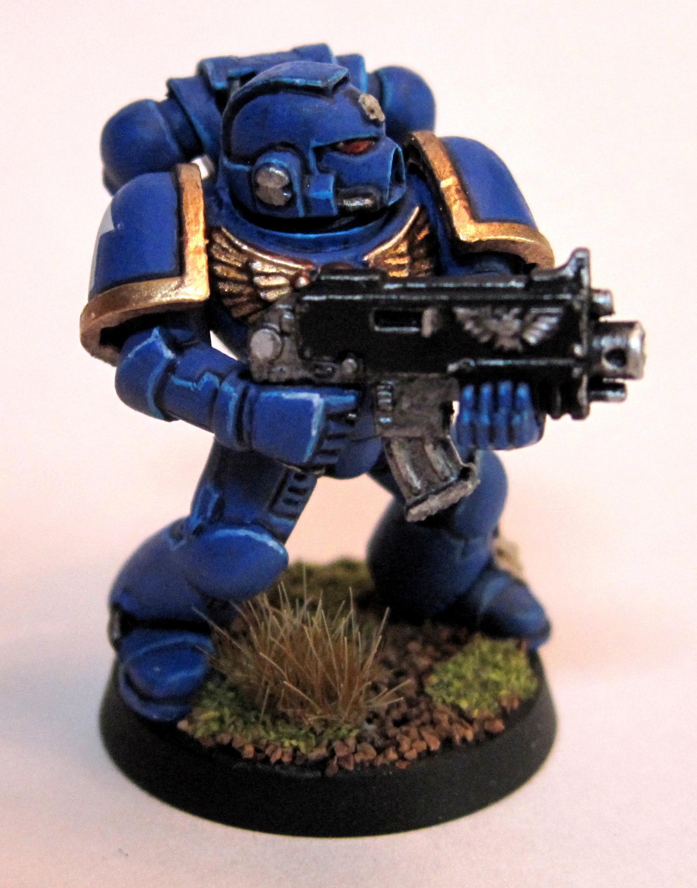 First Trooper, Side