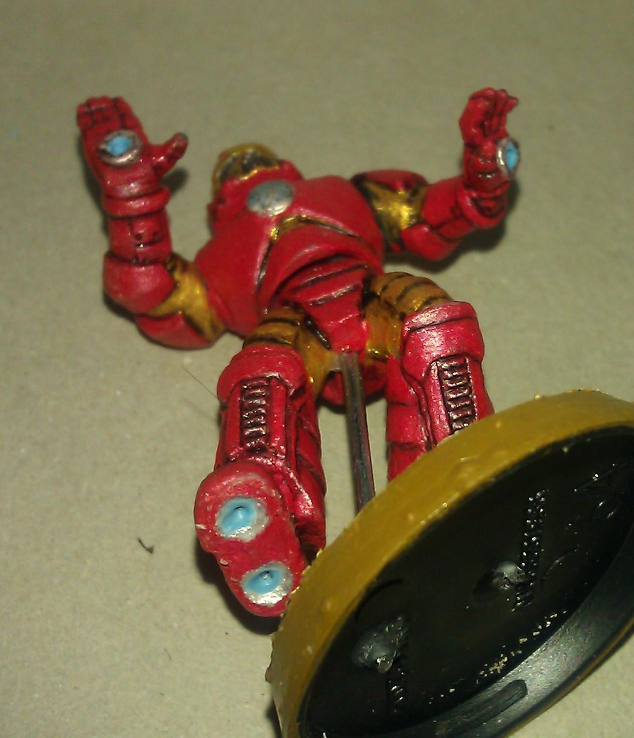 Iron Man, Space, Space Marines