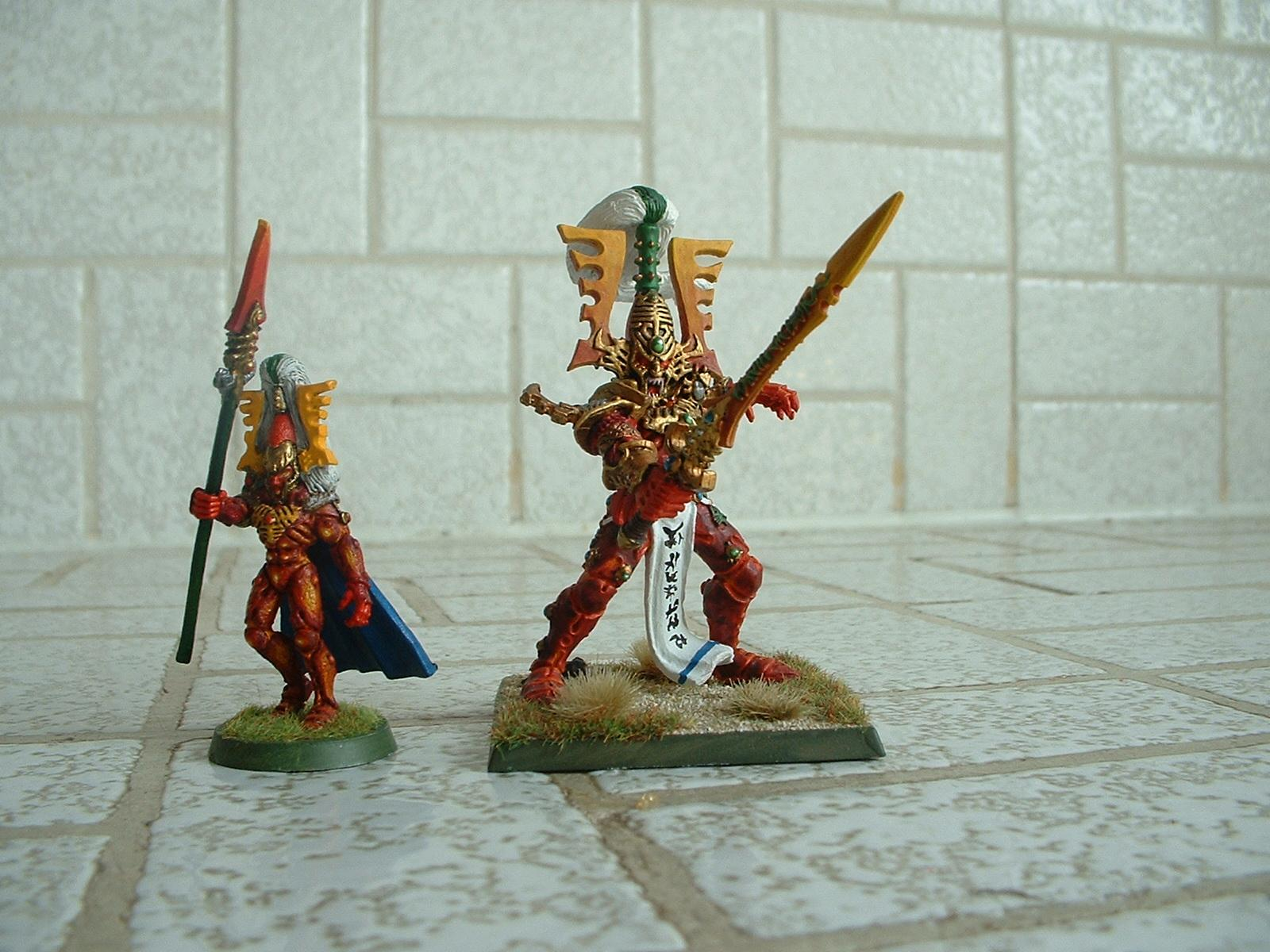 Avatar, Out Of Production, Rogue Trader