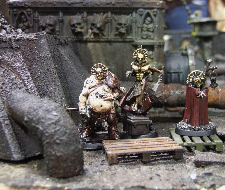 Fulgrim, In128, Inquisitor, Necromunda, Yggdrassillium