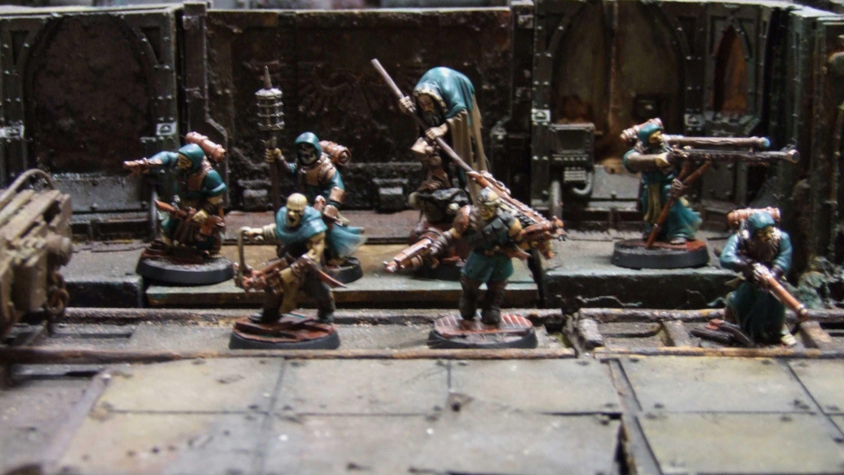 In128, Inquisitor, Necromunda, Riseofthemagi, Yggdrassillium