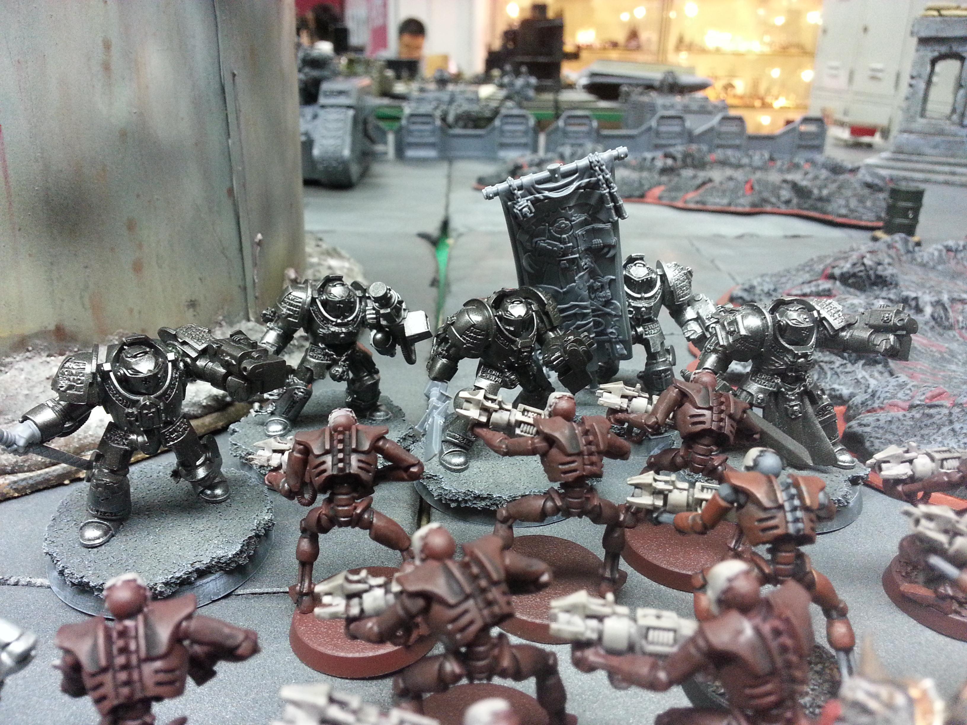 Battle Report, Battle Shots, Games
