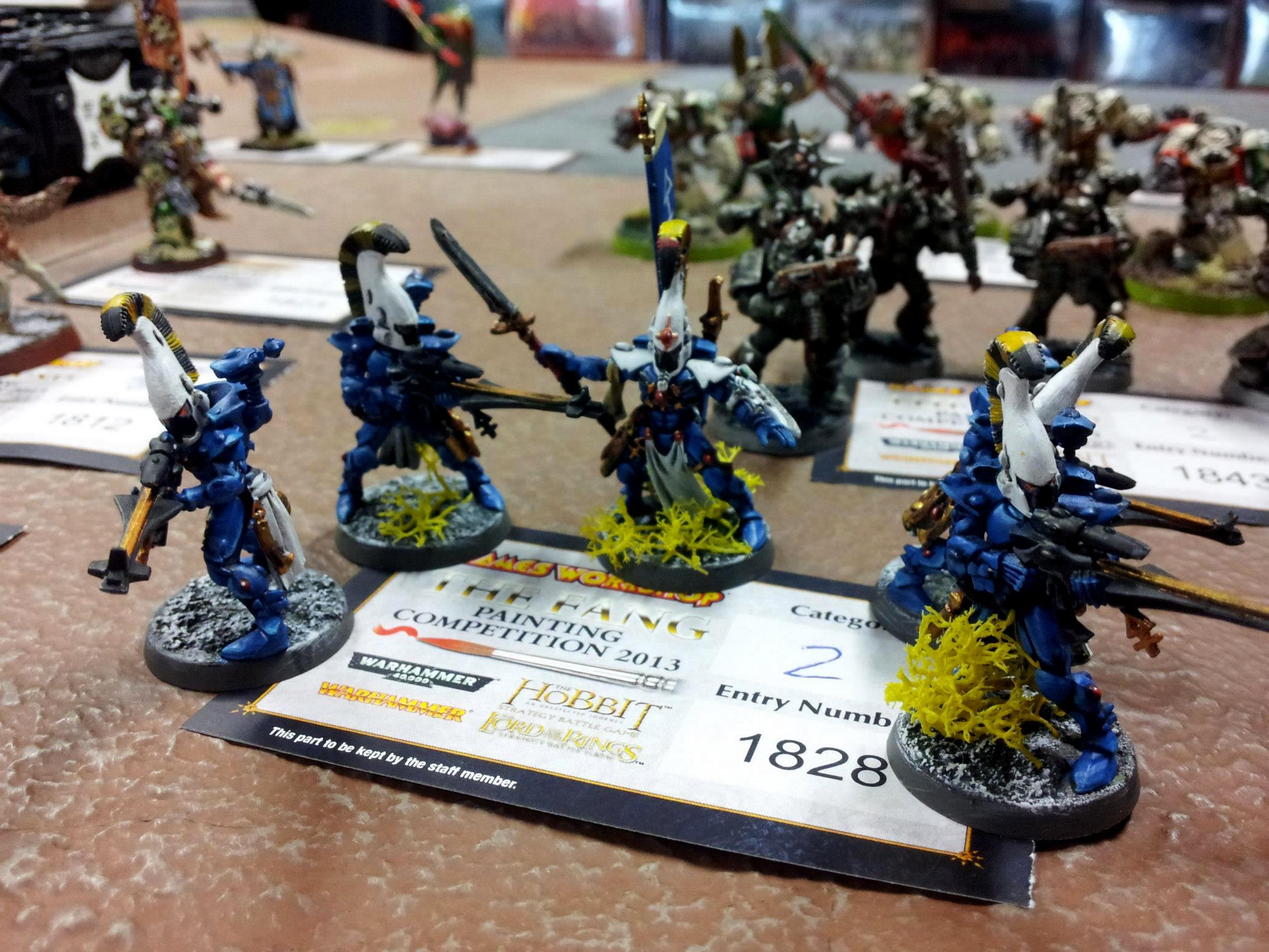 Flylords, The Fang Painting Competition 2013