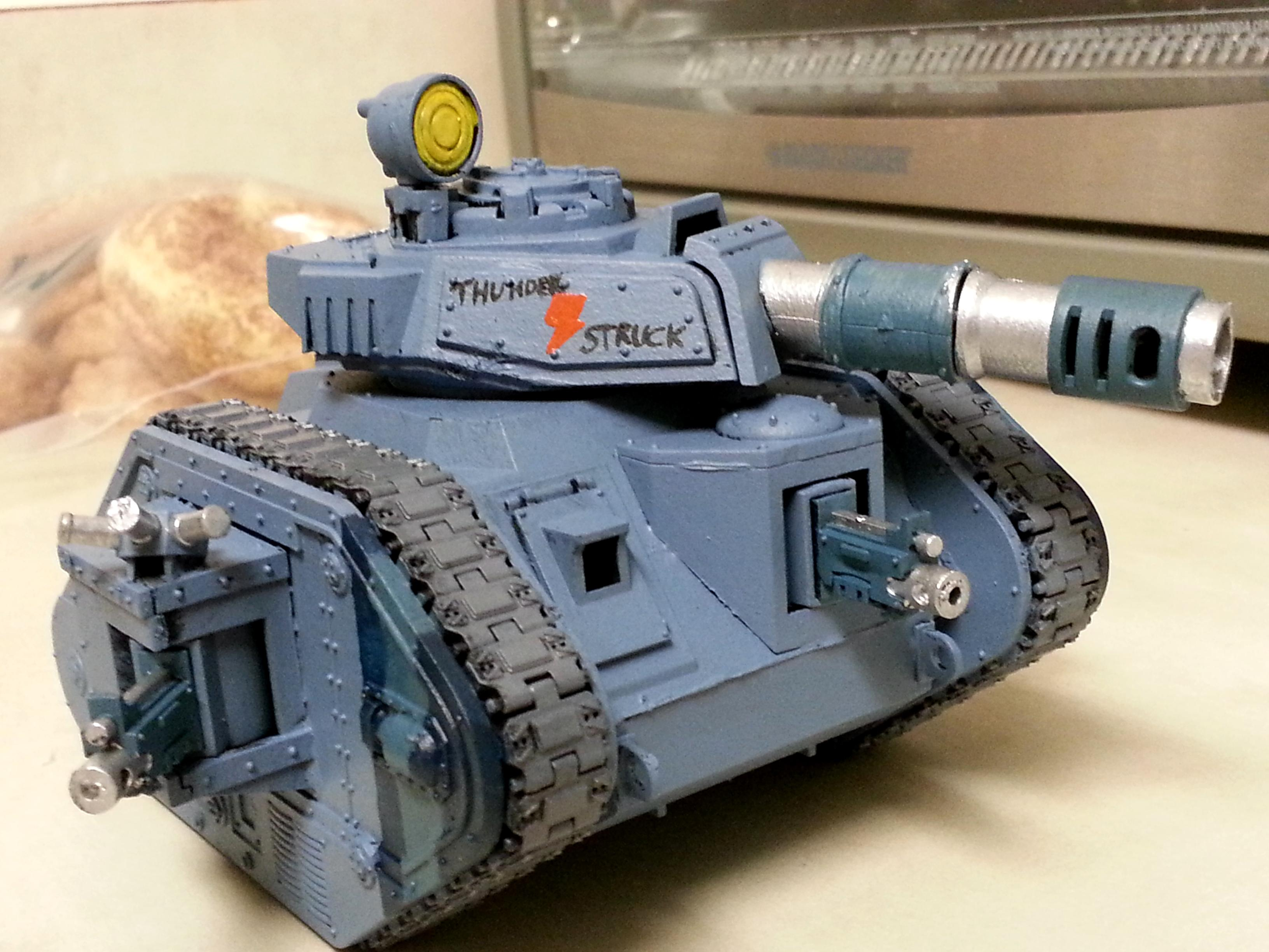 Acdc, Imperial Guard, Leman Russ, Tank, Warhammer 40,000