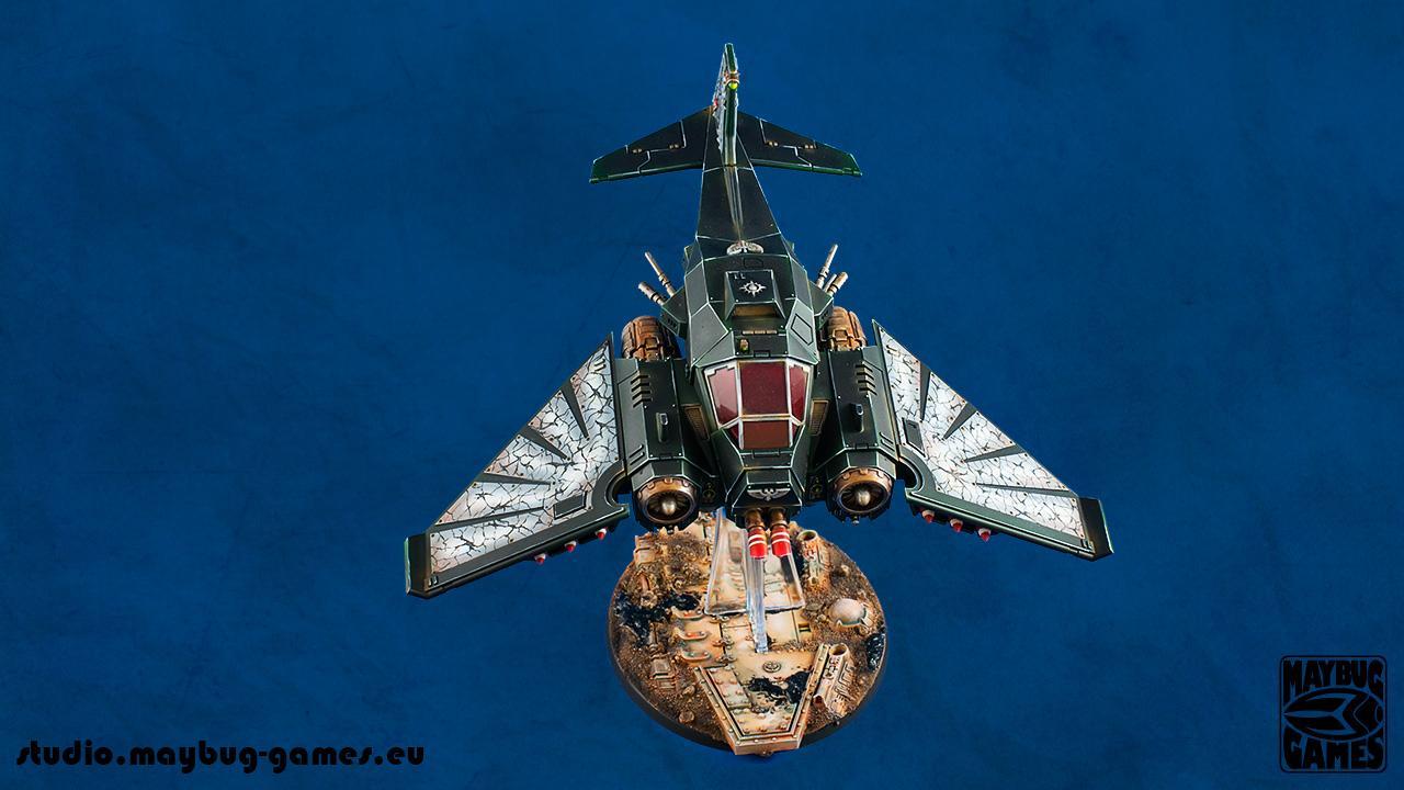 Angel, Dark, Fighter, Flyer, Jet, Jetfighter, Nephilim, Plane, Ravenwing, Space, Space Marines